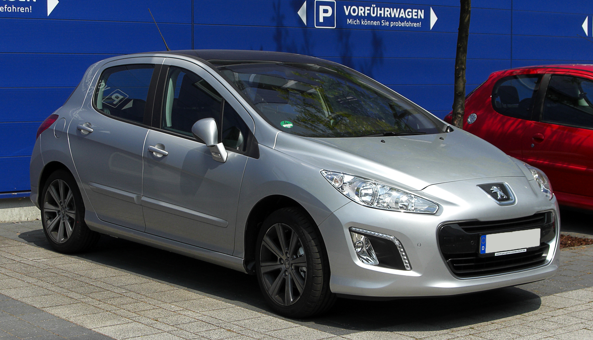 2008 peugeot 308 pictures information and specs auto. Black Bedroom Furniture Sets. Home Design Ideas