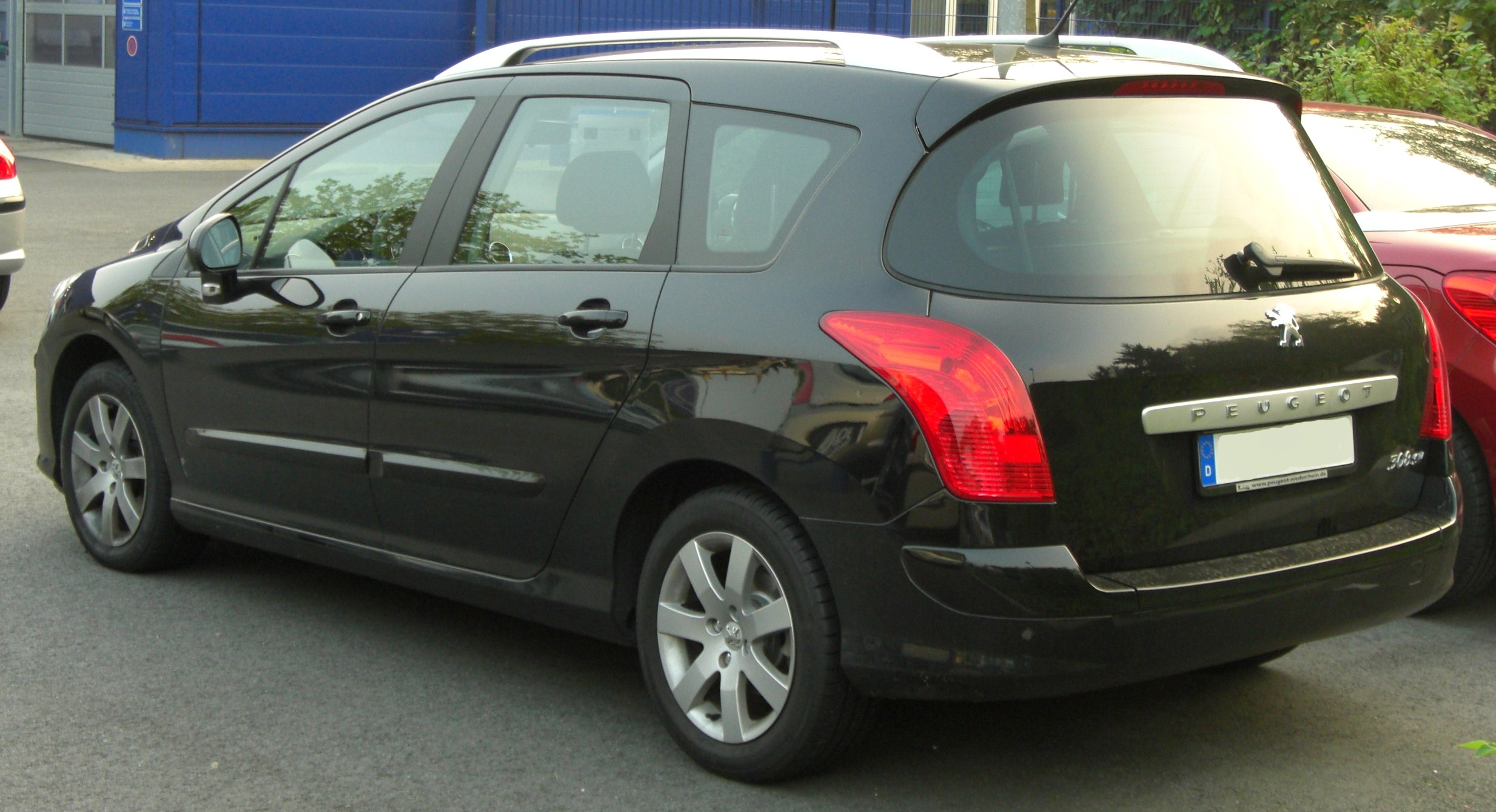 2008 peugeot 308 sw pictures information and specs auto. Black Bedroom Furniture Sets. Home Design Ideas