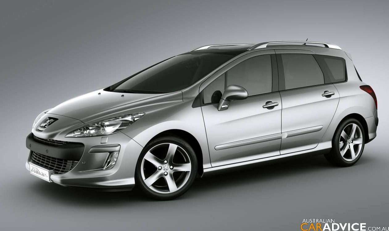 2011 Peugeot 308 sw - pictures, information and specs ...