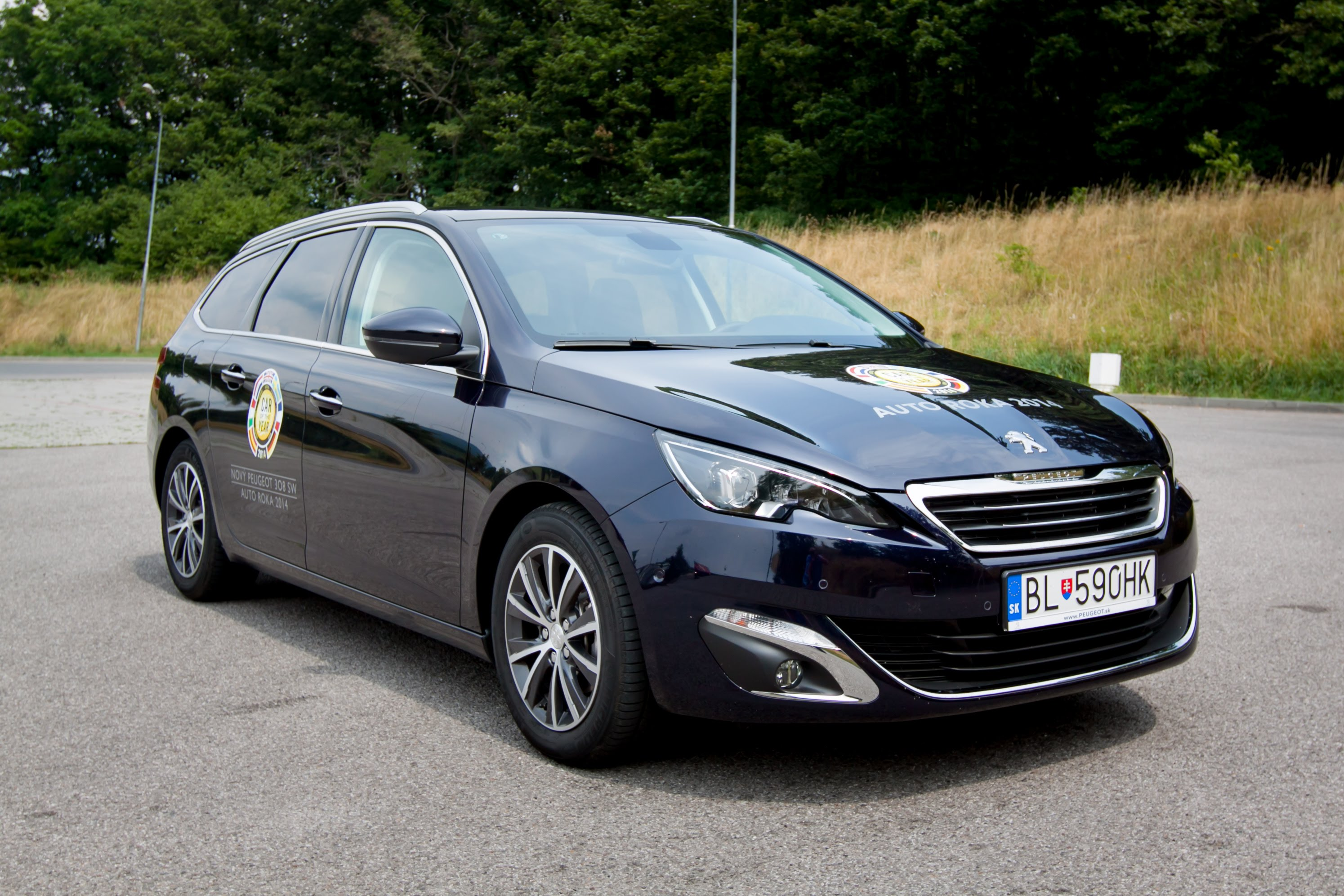 2015 peugeot 308 sw pictures information and specs auto. Black Bedroom Furniture Sets. Home Design Ideas
