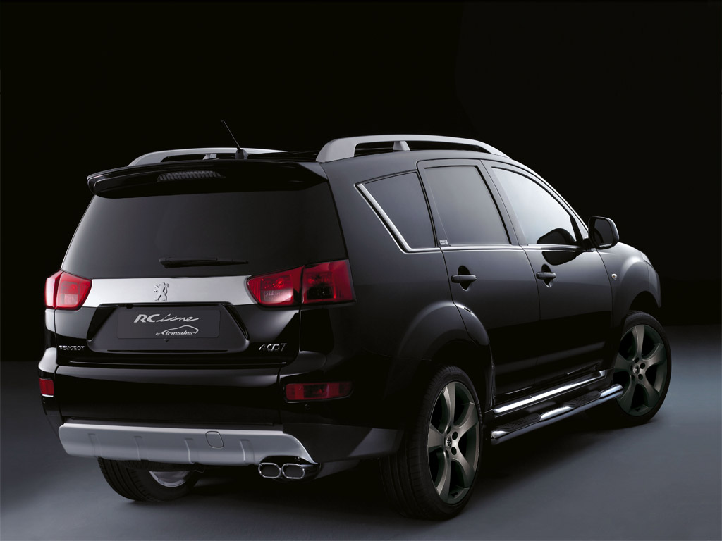 High Country Honda >> Peugeot 4007 – pictures, information and specs - Auto-Database.com