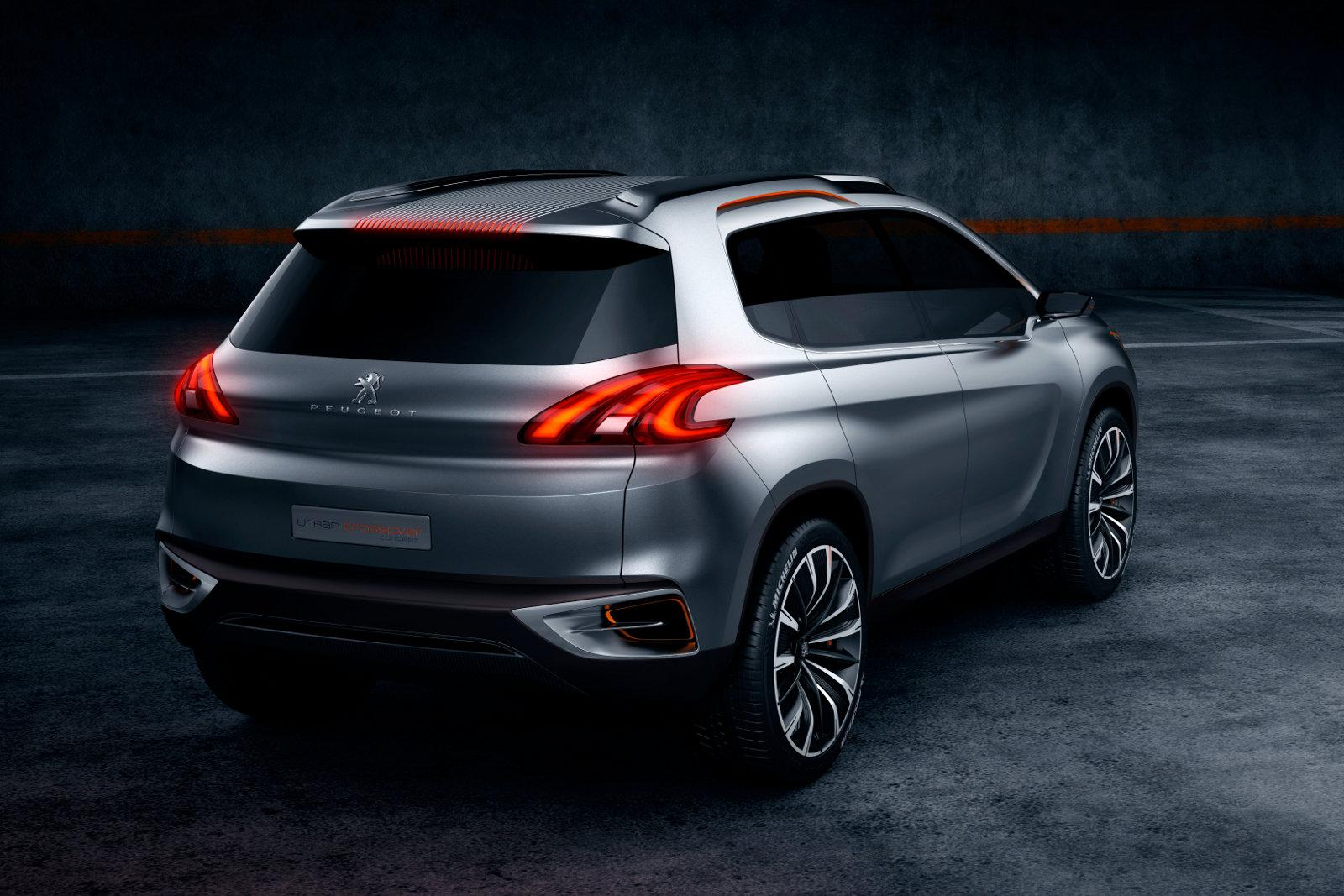 2016 Peugeot 4008 – pictures, information and specs - Auto ...