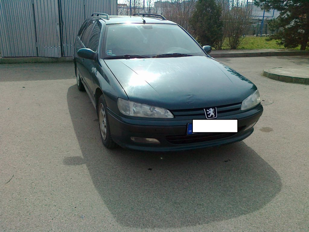 1997 peugeot 406 break 8 pictures information and specs auto. Black Bedroom Furniture Sets. Home Design Ideas