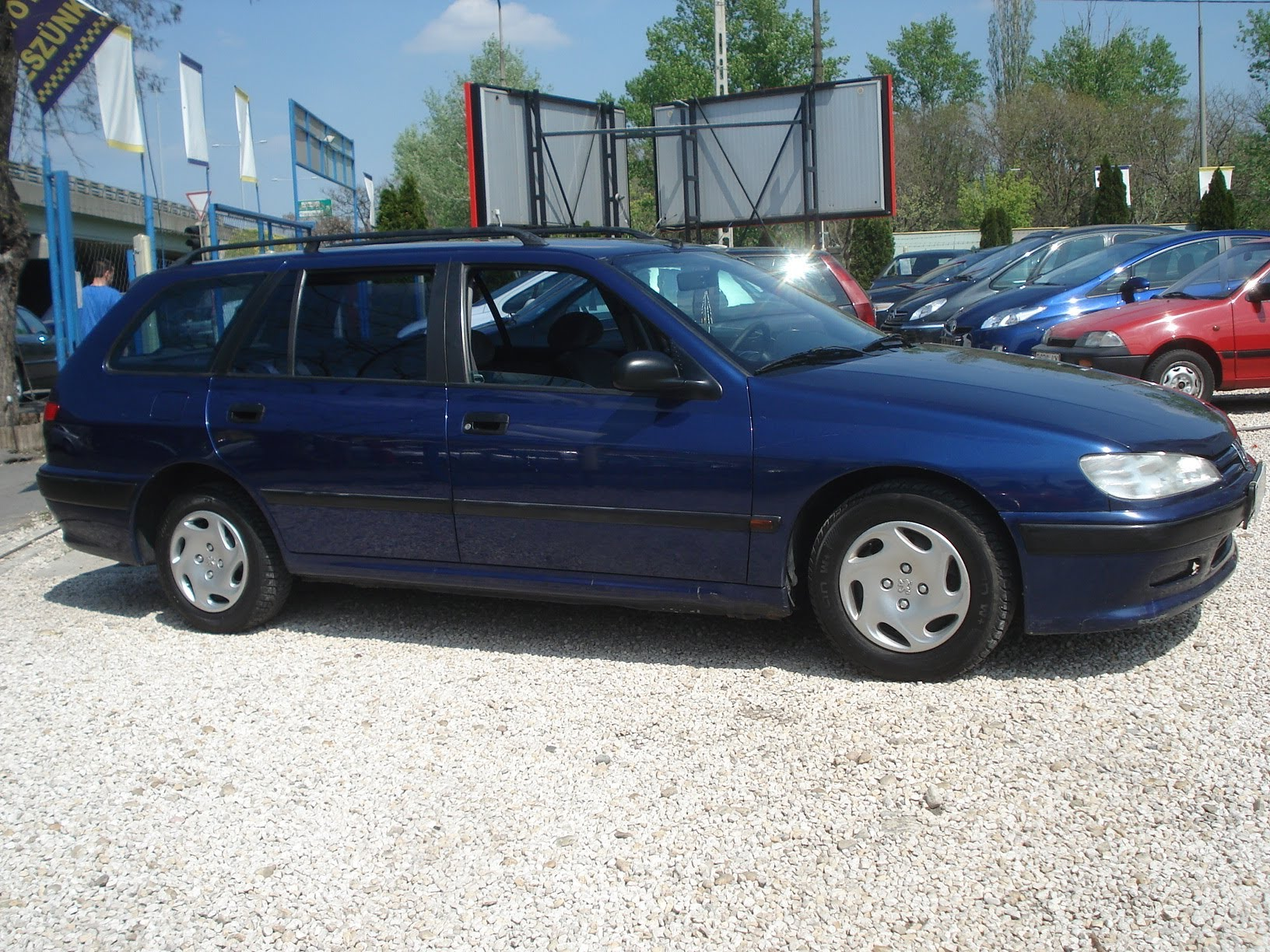 1999 peugeot 406 break 8 pictures information and specs auto. Black Bedroom Furniture Sets. Home Design Ideas