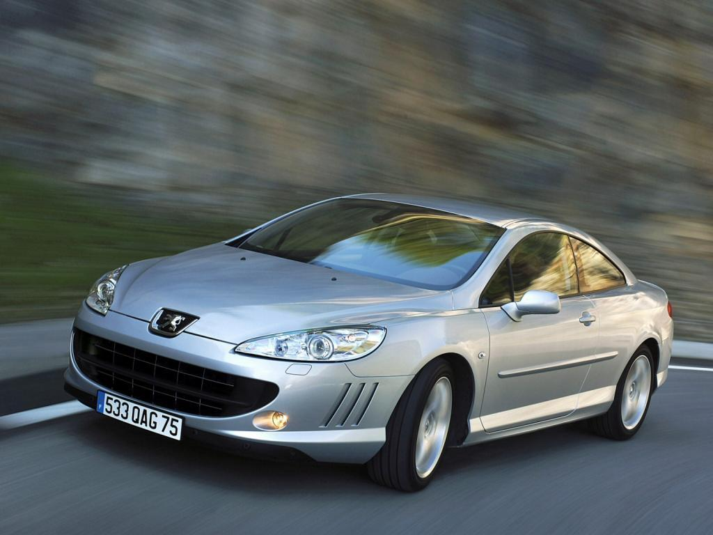 2008 peugeot 407 coupe pictures information and specs. Black Bedroom Furniture Sets. Home Design Ideas