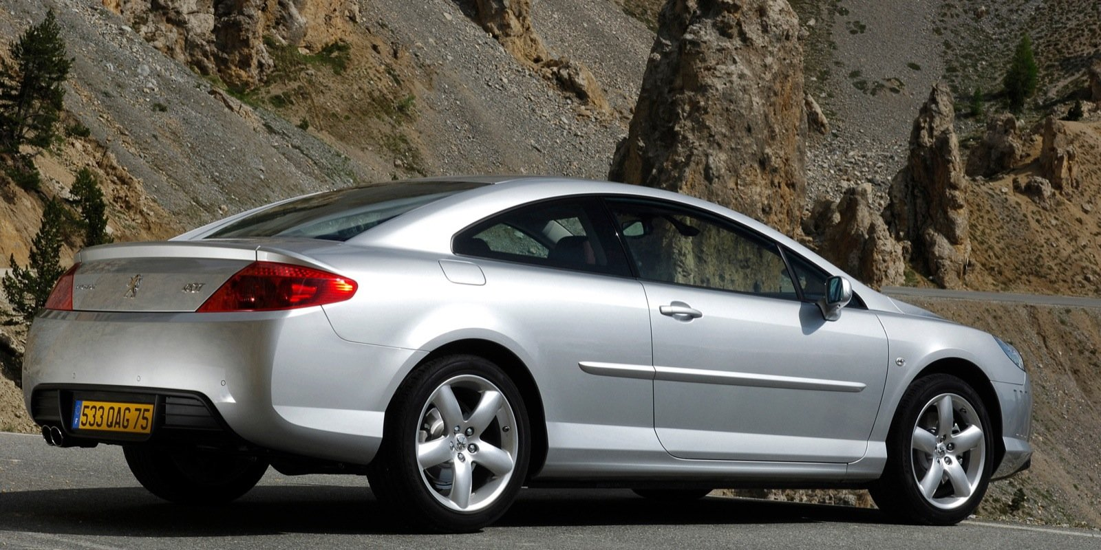 peugeot 407 coupe 2012 images #3