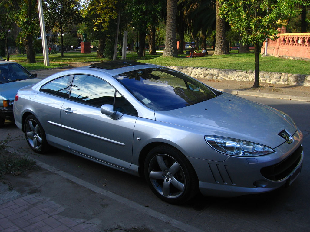 peugeot 407 coupe 2012 pictures #14