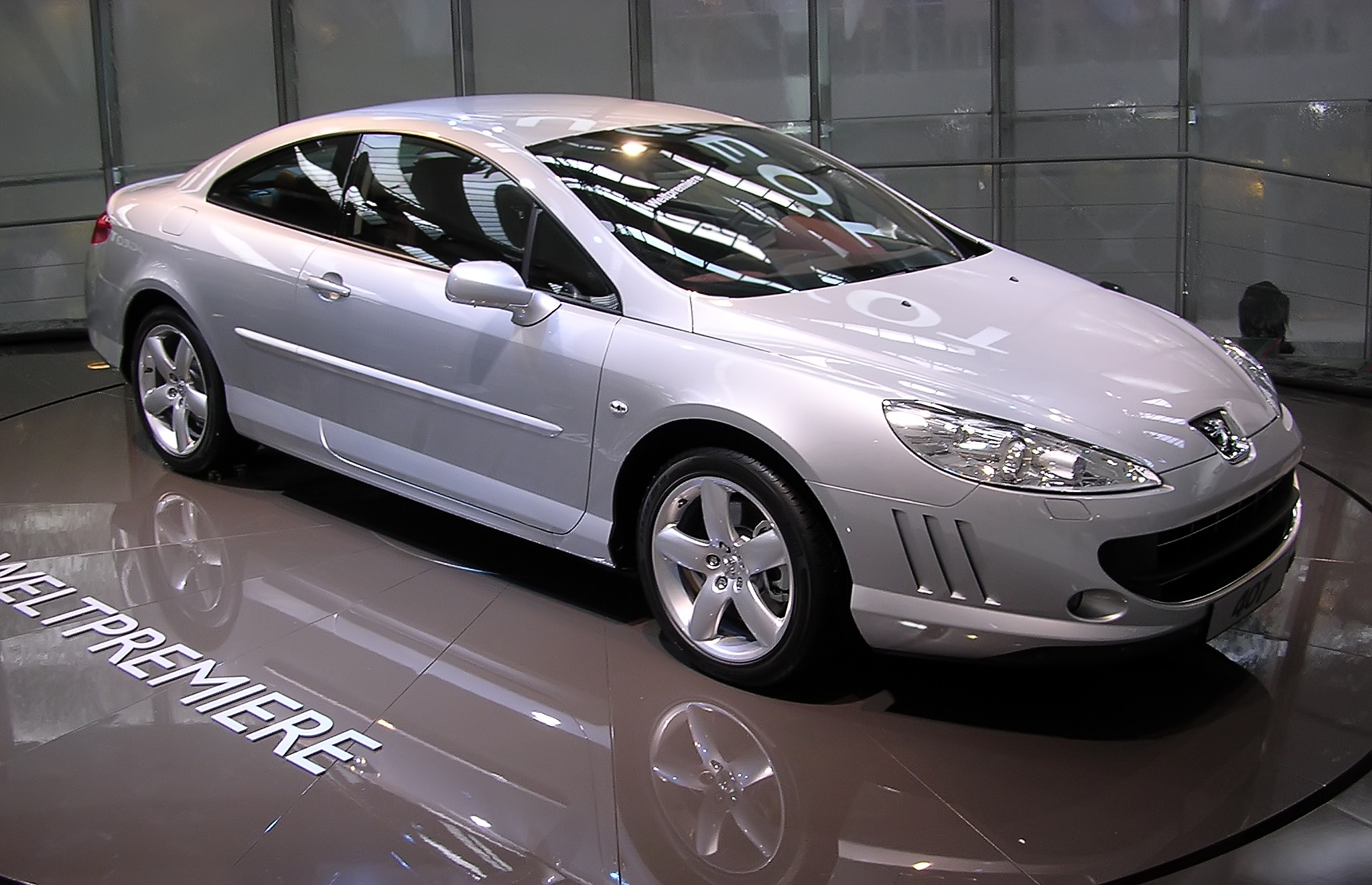 peugeot 407 coupe 2012 wallpaper #4