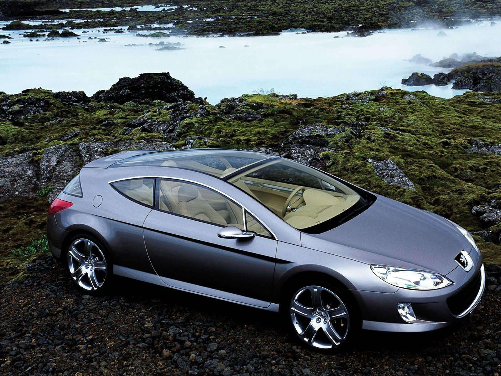 peugeot 407 coupe 2012 wallpaper #12