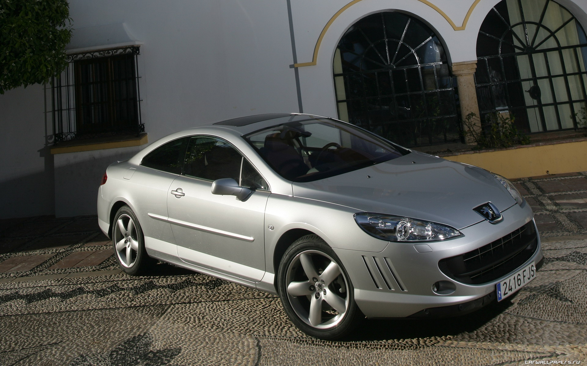 2014 peugeot 407 coupe pictures information and specs auto. Black Bedroom Furniture Sets. Home Design Ideas