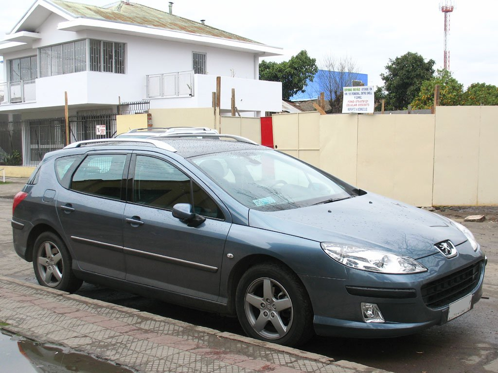 2006 peugeot 407 sw pictures information and specs auto. Black Bedroom Furniture Sets. Home Design Ideas