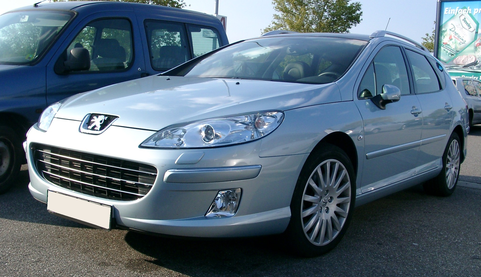 2007 peugeot 407 sw pictures information and specs auto. Black Bedroom Furniture Sets. Home Design Ideas