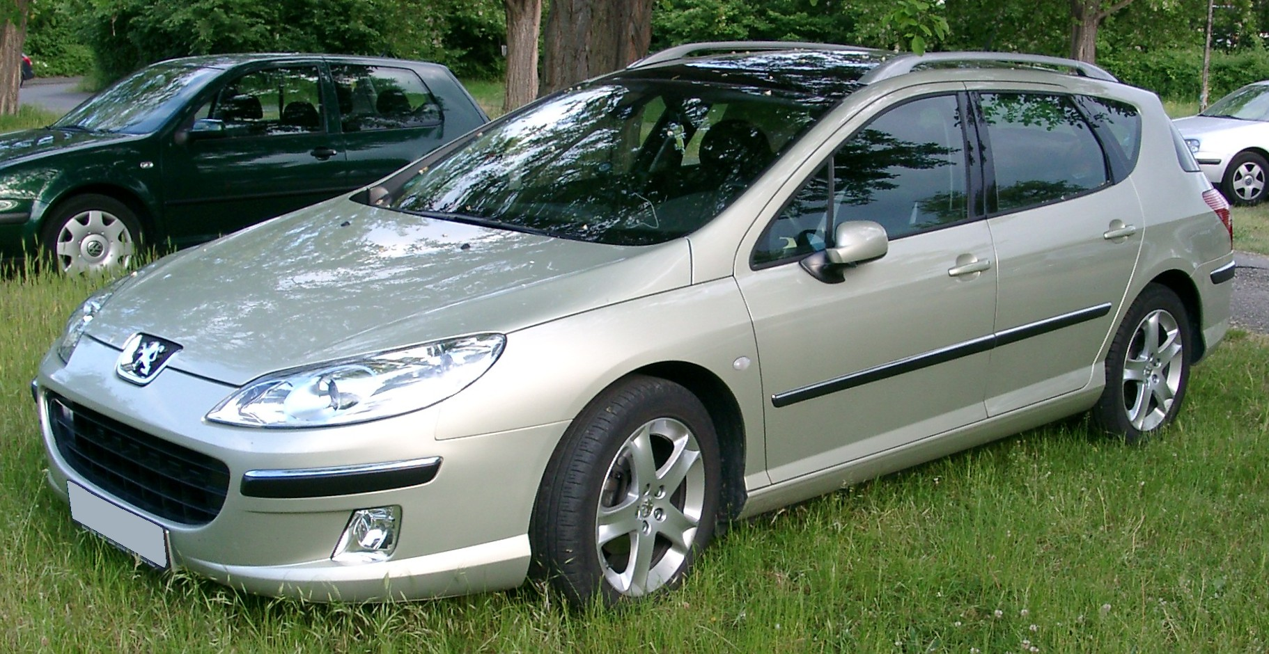 2008 peugeot 407 sw pictures information and specs auto. Black Bedroom Furniture Sets. Home Design Ideas