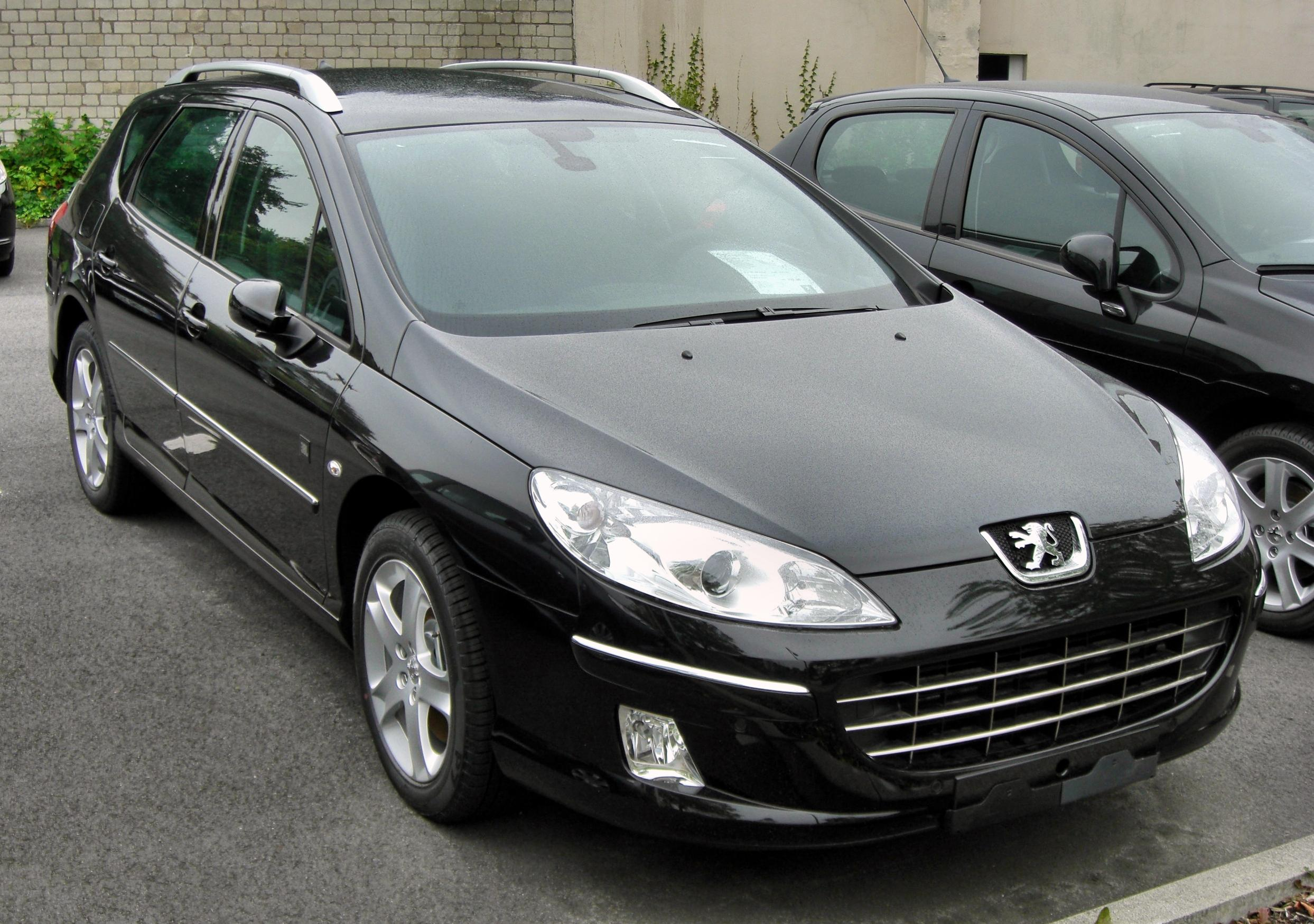 2009 peugeot 407 sw pictures information and specs auto. Black Bedroom Furniture Sets. Home Design Ideas