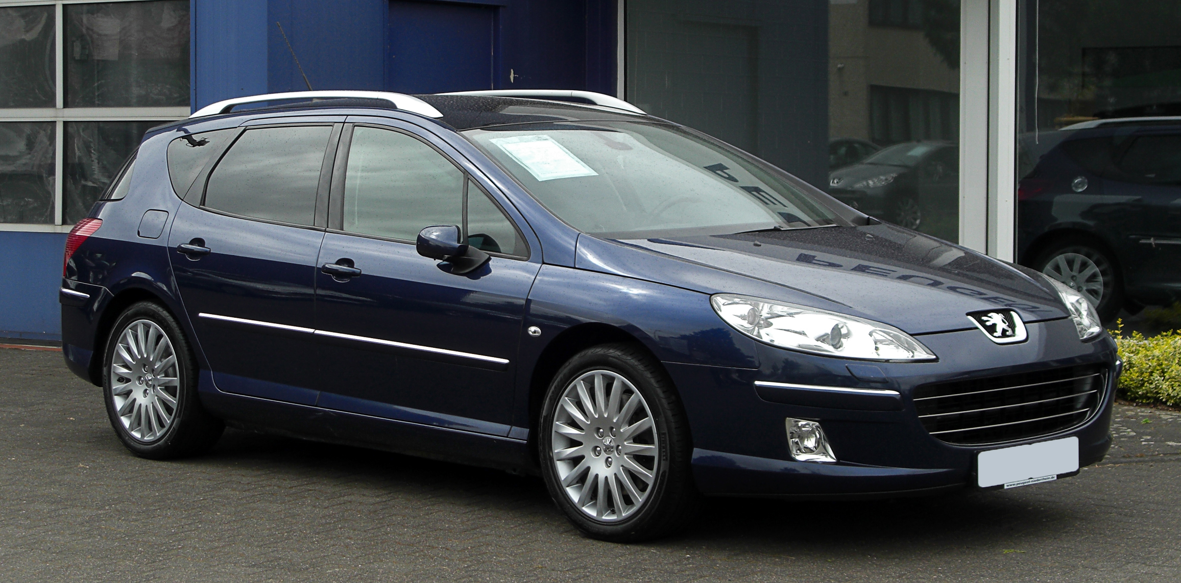 2011 peugeot 407 sw pictures information and specs auto. Black Bedroom Furniture Sets. Home Design Ideas