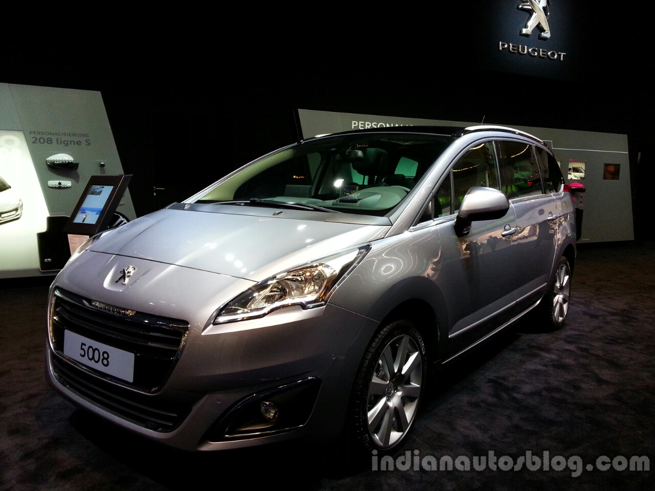 2014 peugeot 5008 pictures information and specs auto. Black Bedroom Furniture Sets. Home Design Ideas
