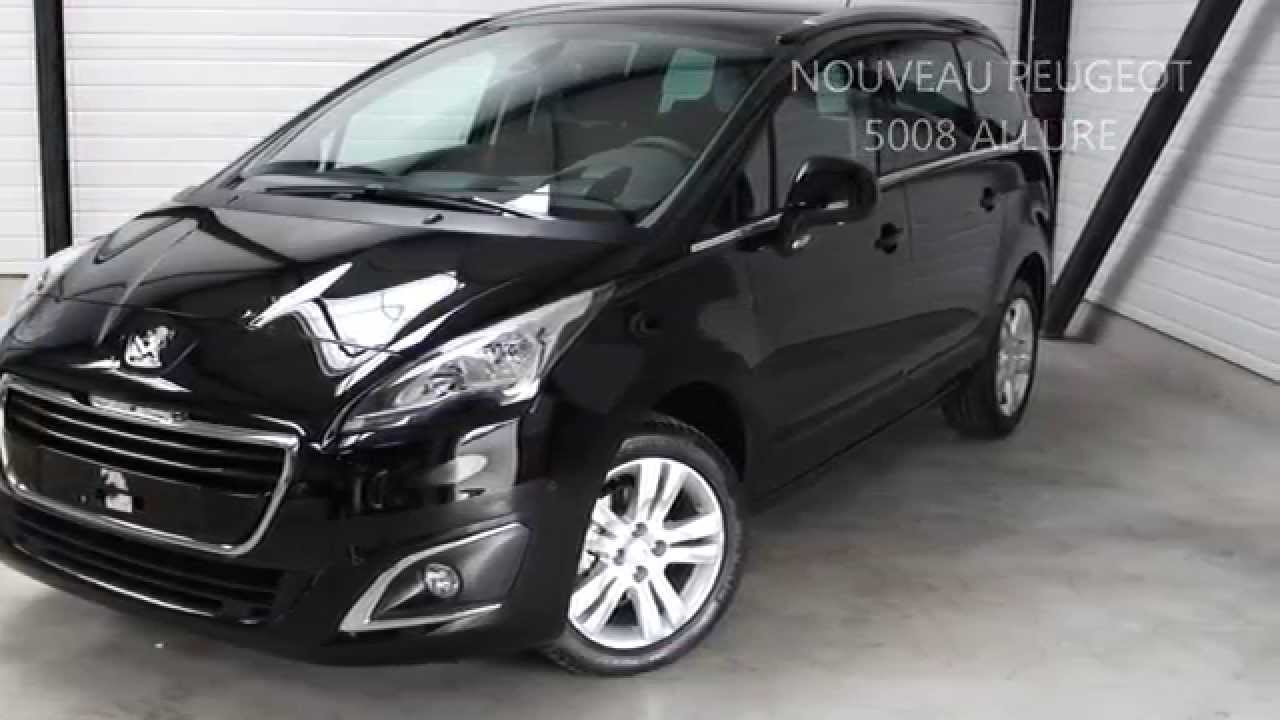 2016 Peugeot 5008 Pictures Information And Specs Auto