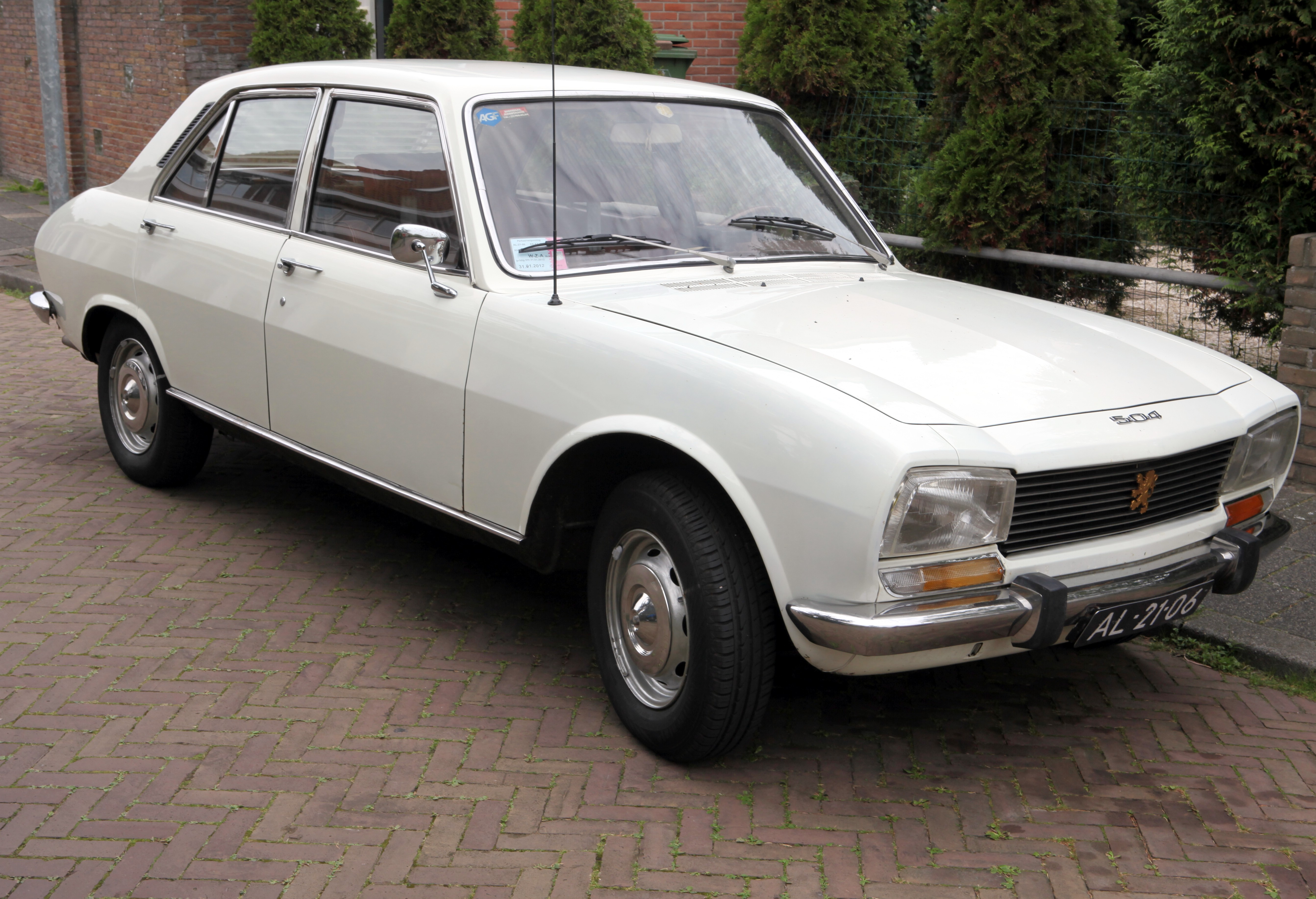 peugeot 504 pictures #1