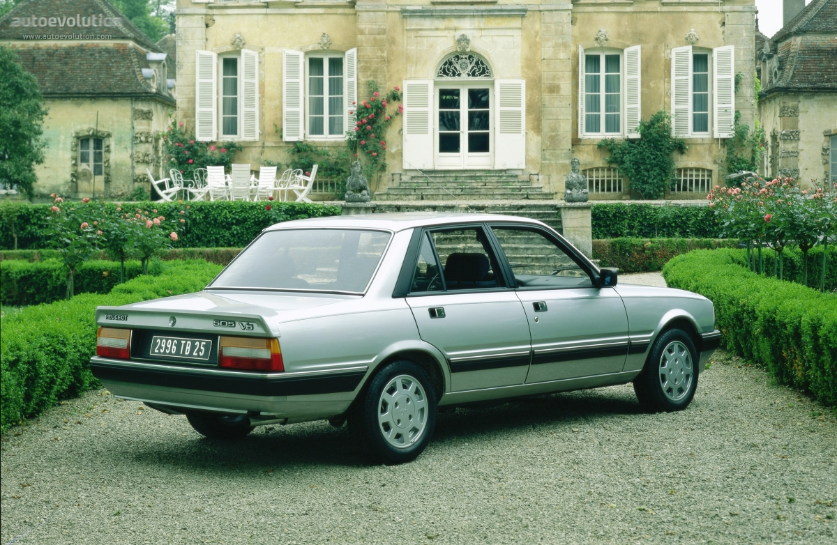 peugeot 505 pictures #2