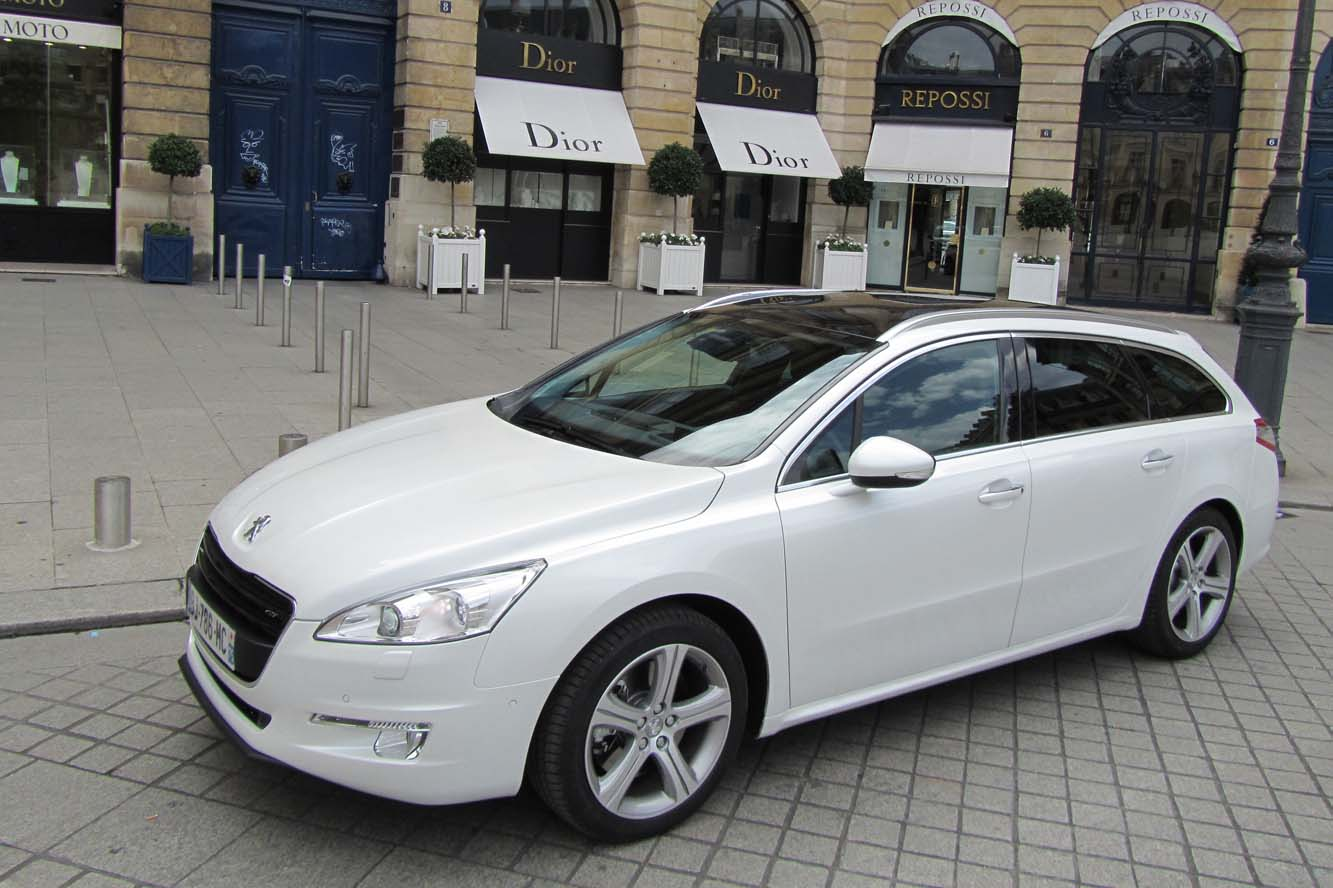 2013 peugeot 508 sw pictures information and specs auto. Black Bedroom Furniture Sets. Home Design Ideas