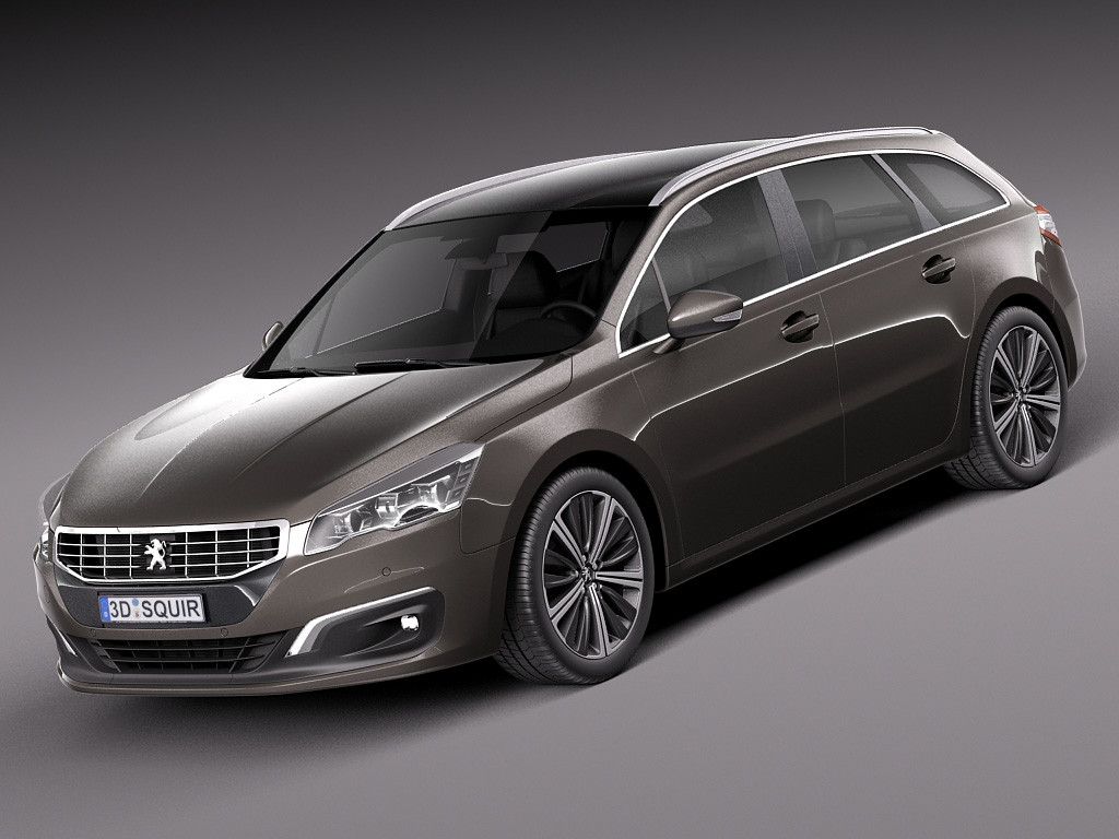 2016 Peugeot 508 Sw Pictures Information And Specs Auto