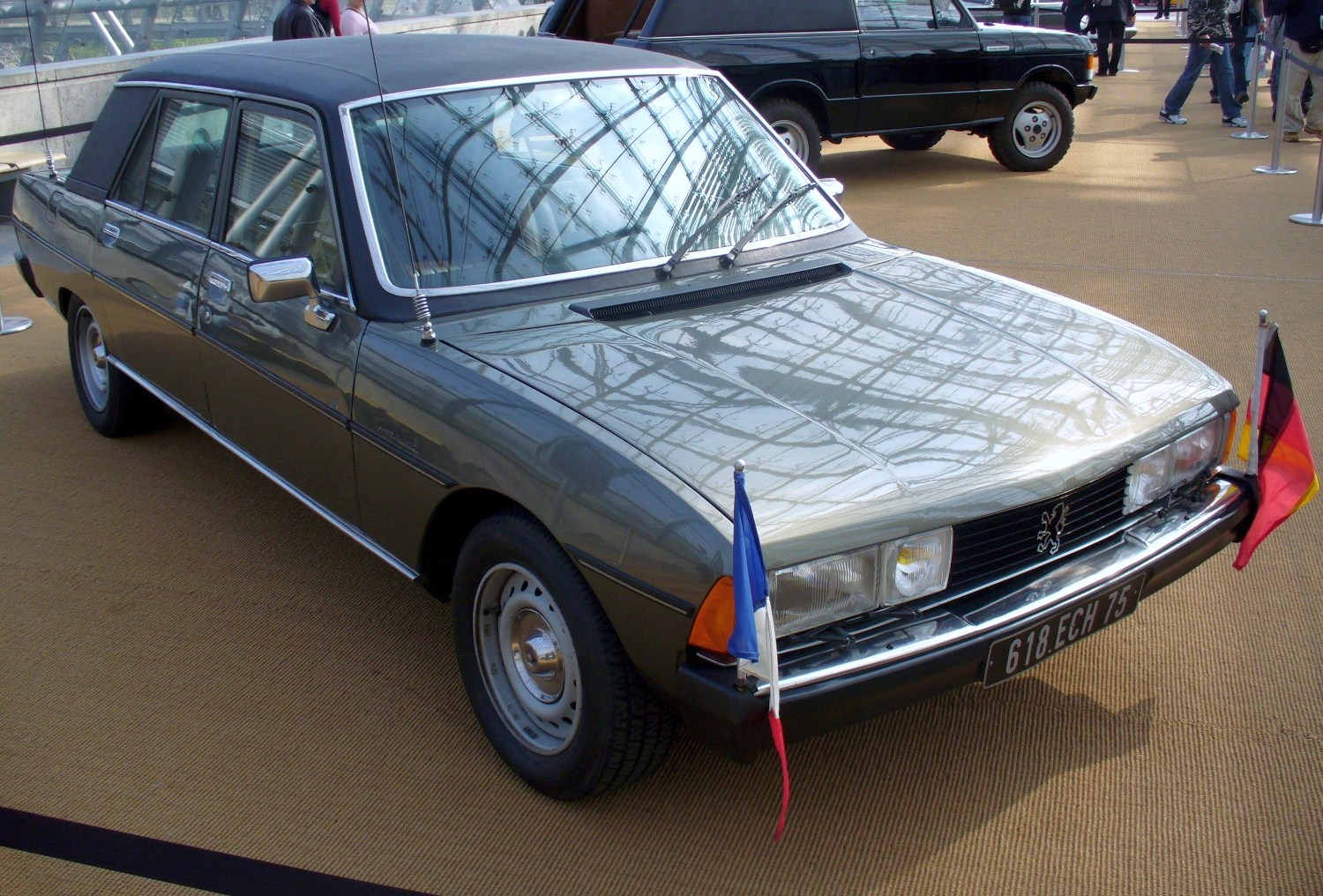 peugeot 604 pictures #4