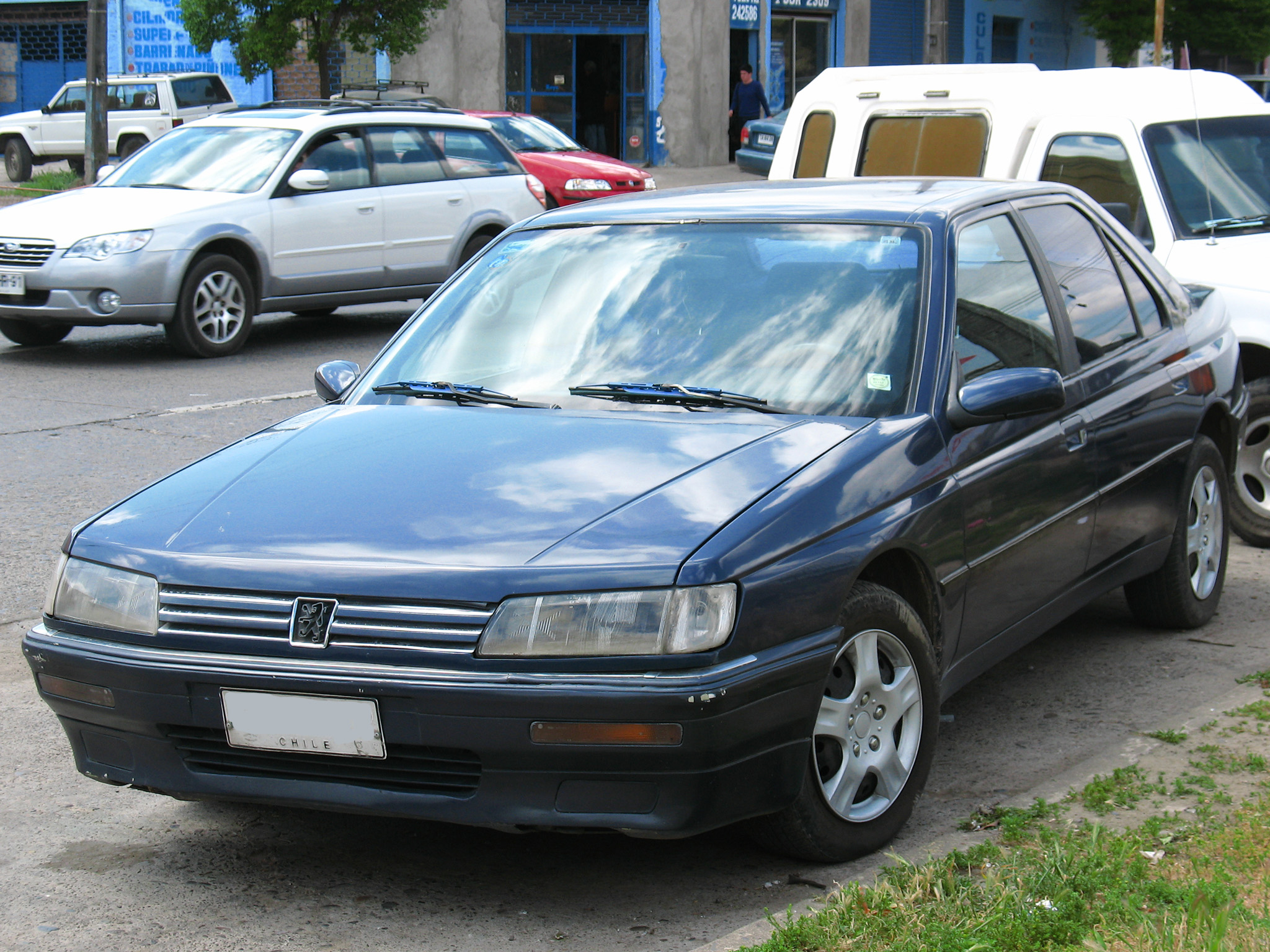 1994 Peugeot 605 6b Pictures Information And Specs