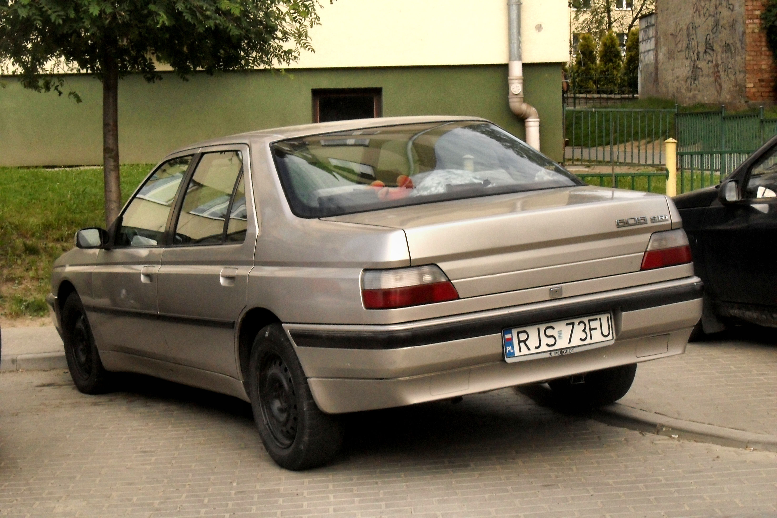 peugeot 605 pictures #13