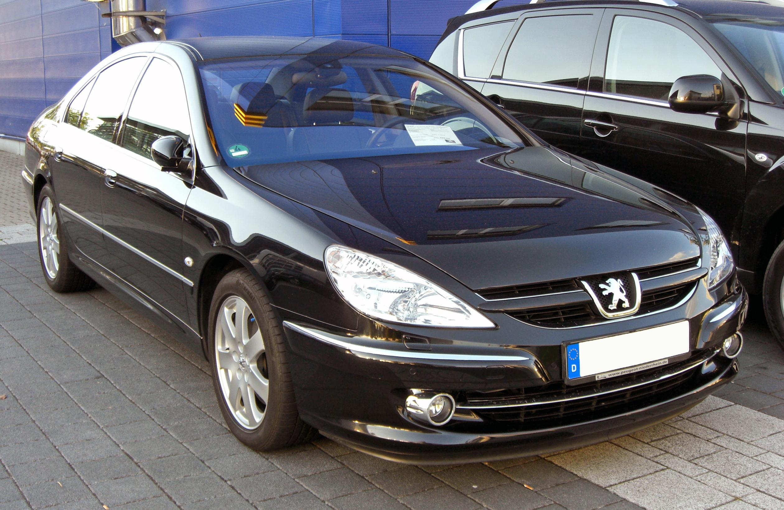peugeot 607 2013 pictures #13