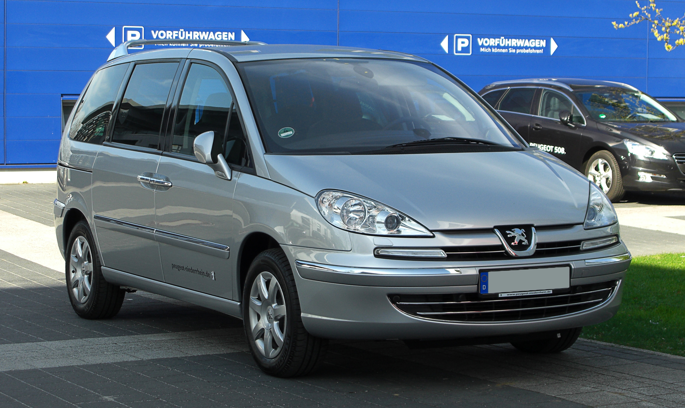 2004 peugeot 807 pictures information and specs auto. Black Bedroom Furniture Sets. Home Design Ideas