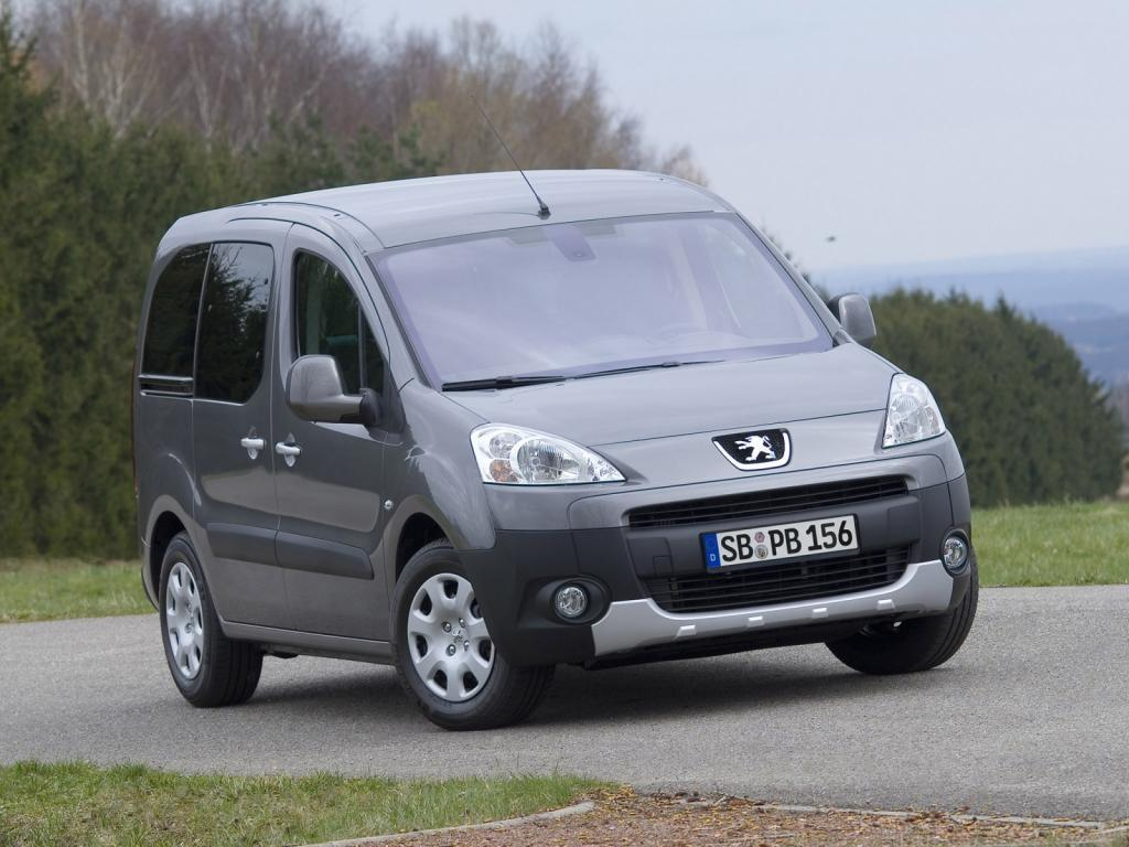 2007 peugeot bipper tepee pictures information and specs auto. Black Bedroom Furniture Sets. Home Design Ideas