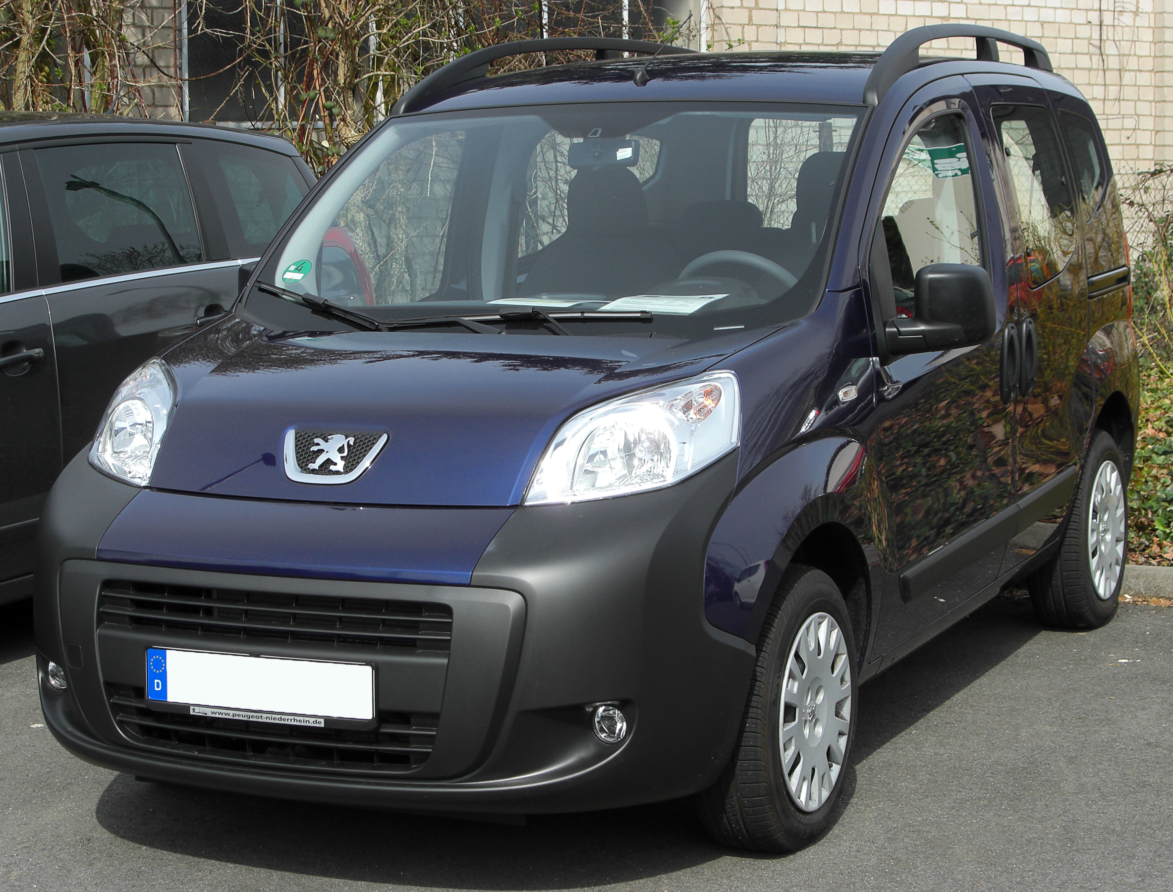 2010 peugeot bipper tepee pictures information and specs auto. Black Bedroom Furniture Sets. Home Design Ideas