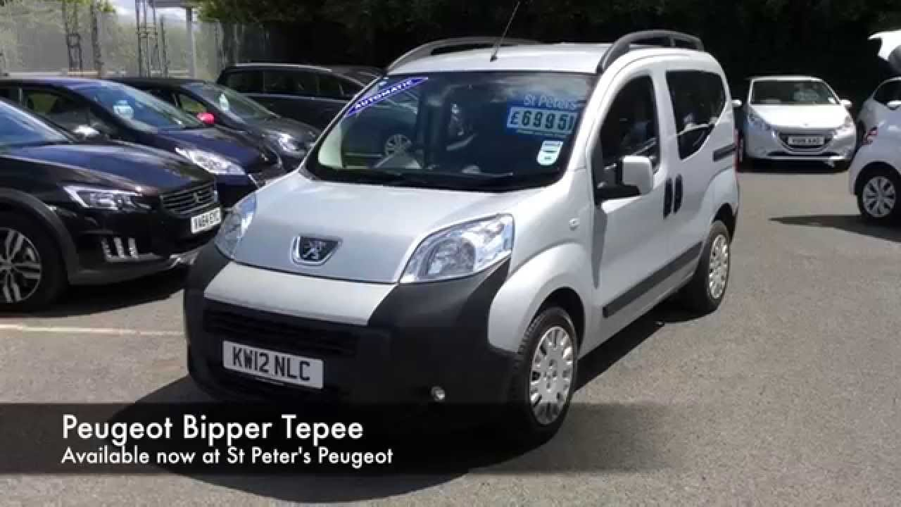 2012 peugeot bipper tepee pictures information and specs auto. Black Bedroom Furniture Sets. Home Design Ideas