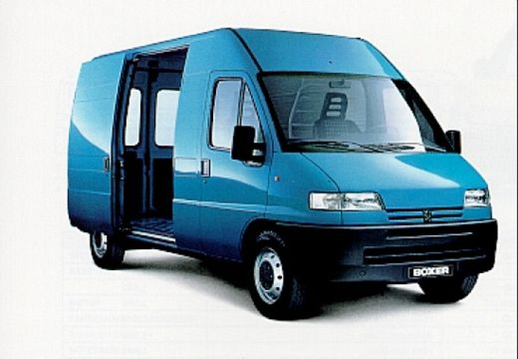 1994 peugeot boxer pictures information and specs auto. Black Bedroom Furniture Sets. Home Design Ideas