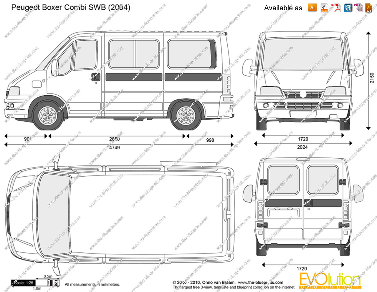 2005 Peugeot Boxer Pictures Information And Specs Auto Database Com