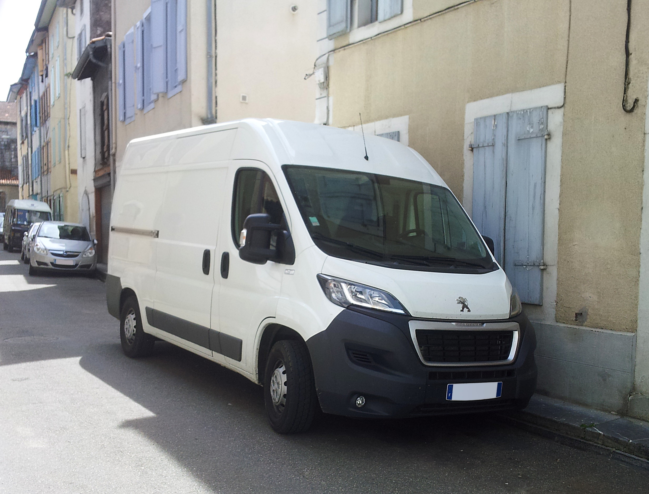 2014 peugeot boxer ii 2 pictures information and specs auto. Black Bedroom Furniture Sets. Home Design Ideas