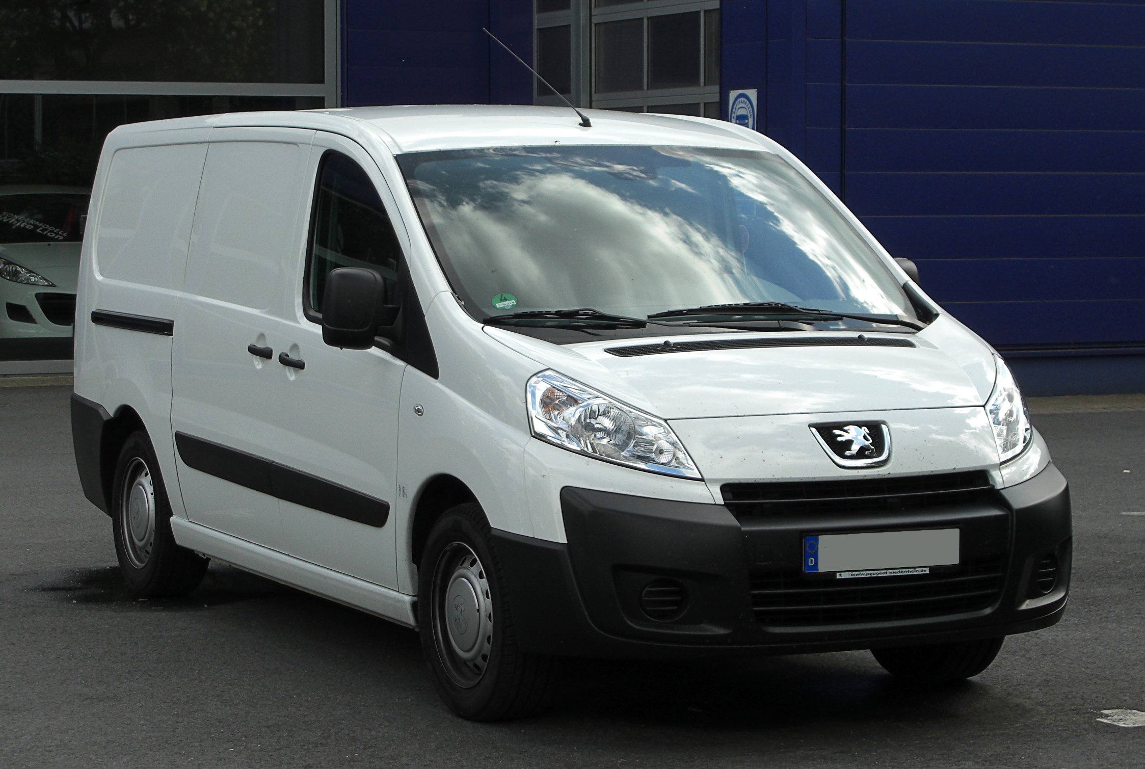 2007 peugeot expert ii 2 pictures information and specs auto. Black Bedroom Furniture Sets. Home Design Ideas
