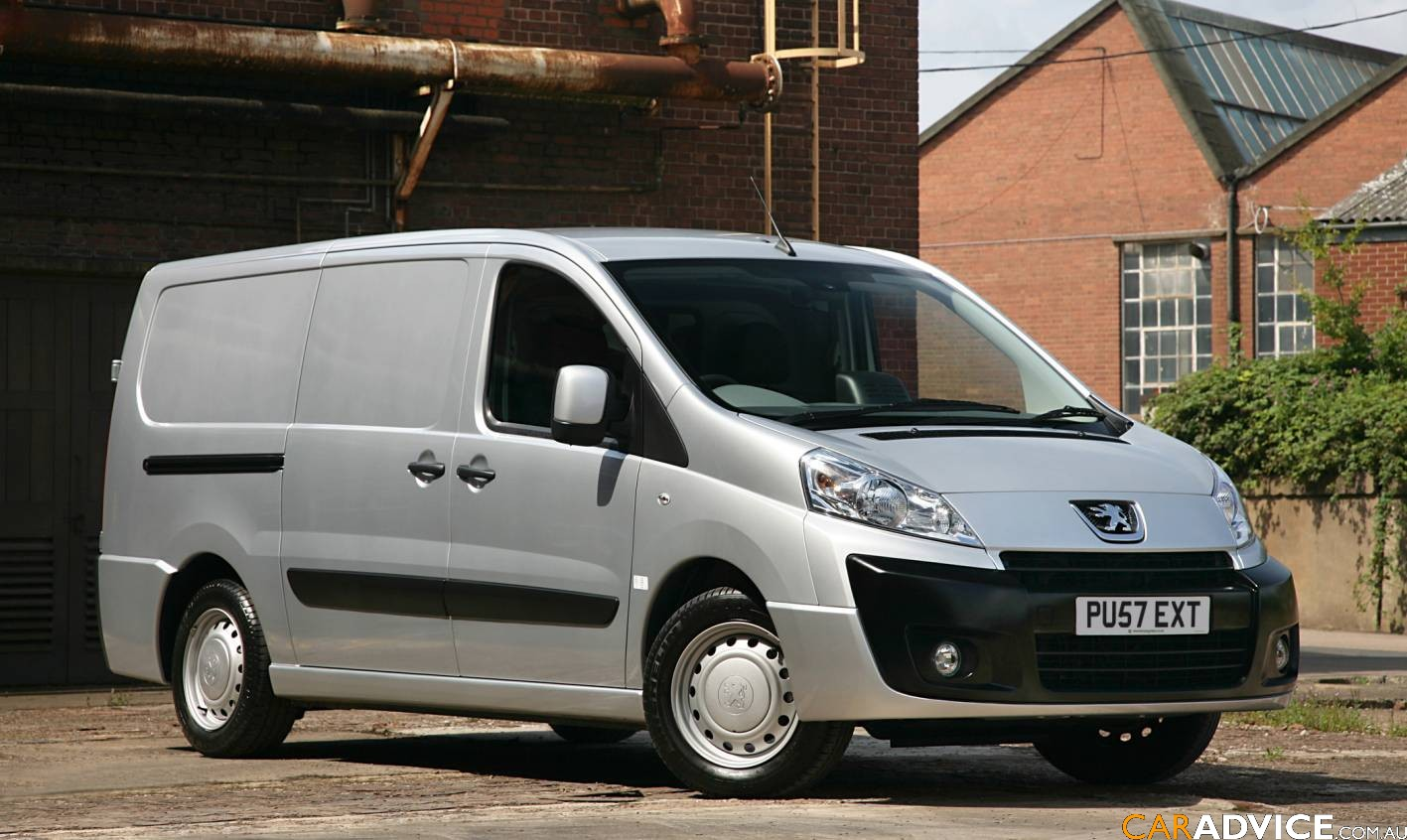 2009 peugeot expert ii 2 pictures information and specs auto. Black Bedroom Furniture Sets. Home Design Ideas