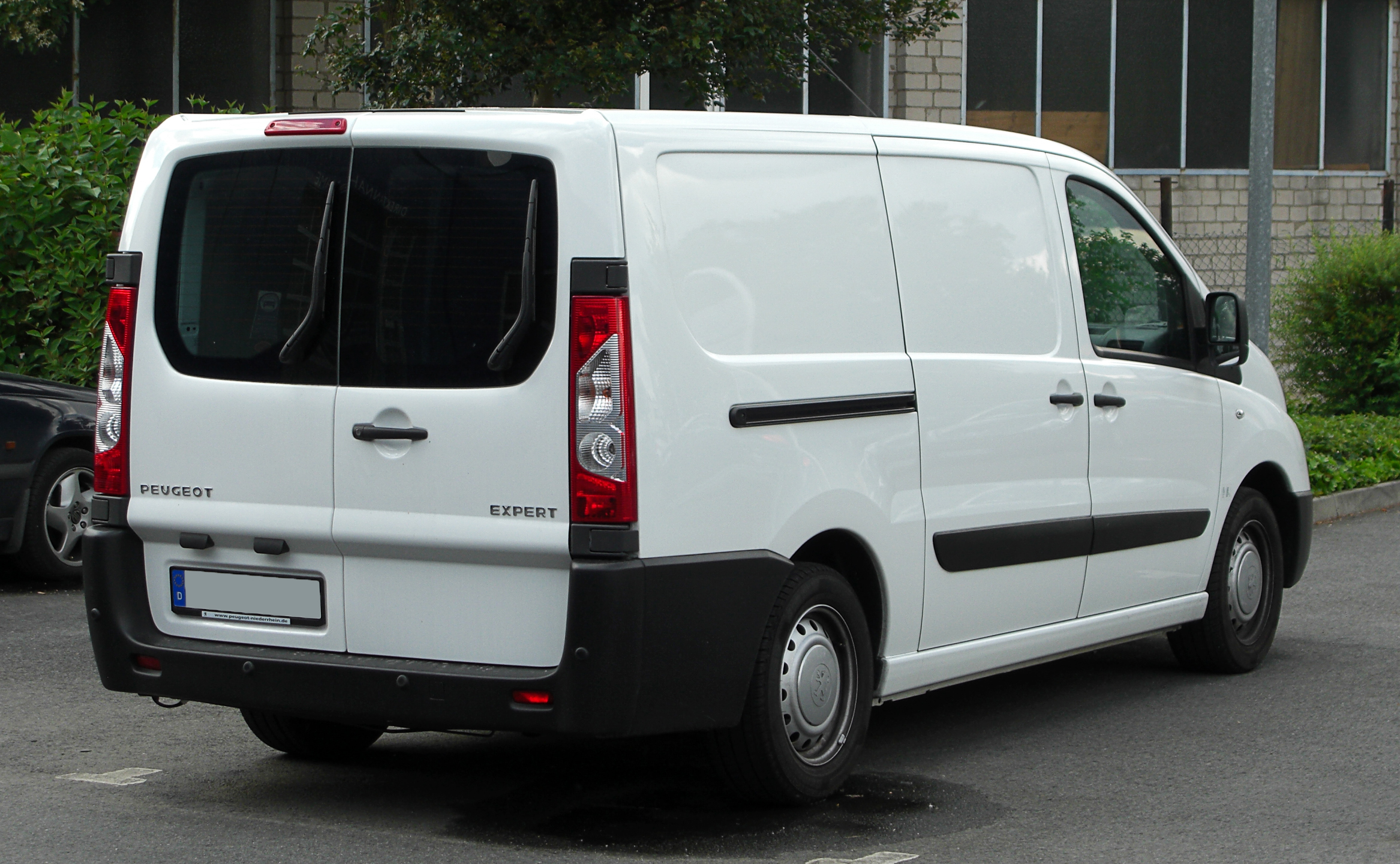 2011 peugeot expert ii 2 pictures information and specs auto. Black Bedroom Furniture Sets. Home Design Ideas