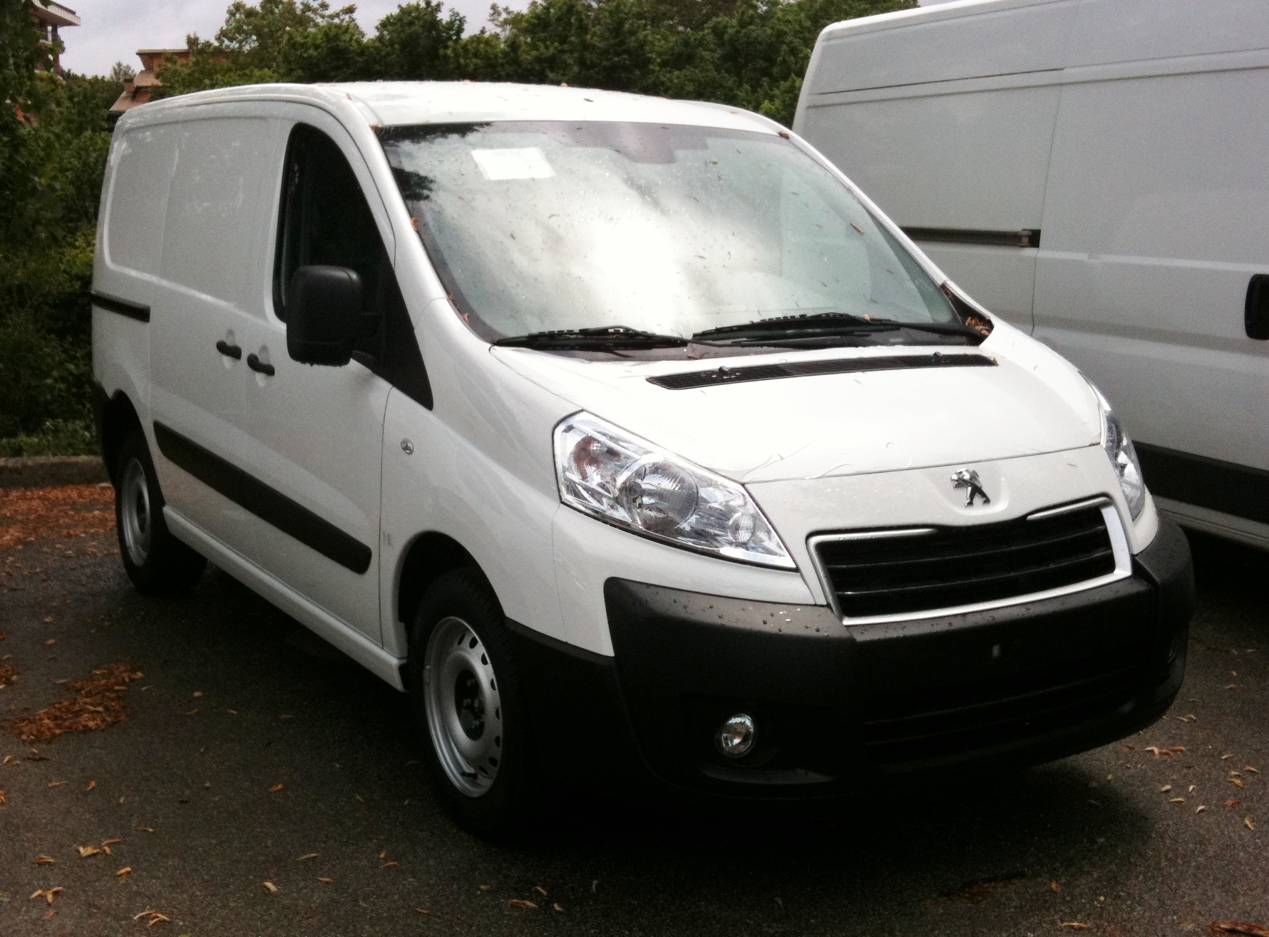 2012 peugeot expert ii 2 pictures information and specs auto. Black Bedroom Furniture Sets. Home Design Ideas