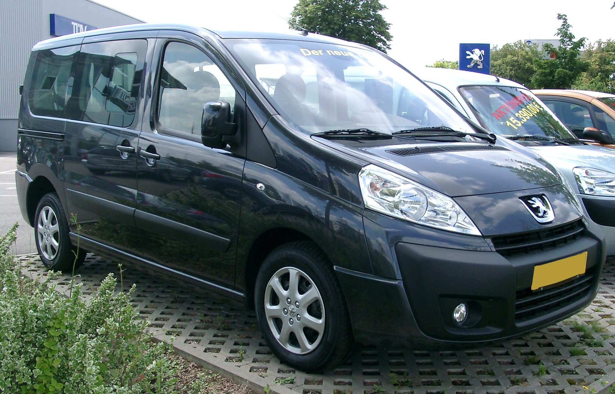 2013 peugeot expert ii 2 pictures information and specs auto. Black Bedroom Furniture Sets. Home Design Ideas