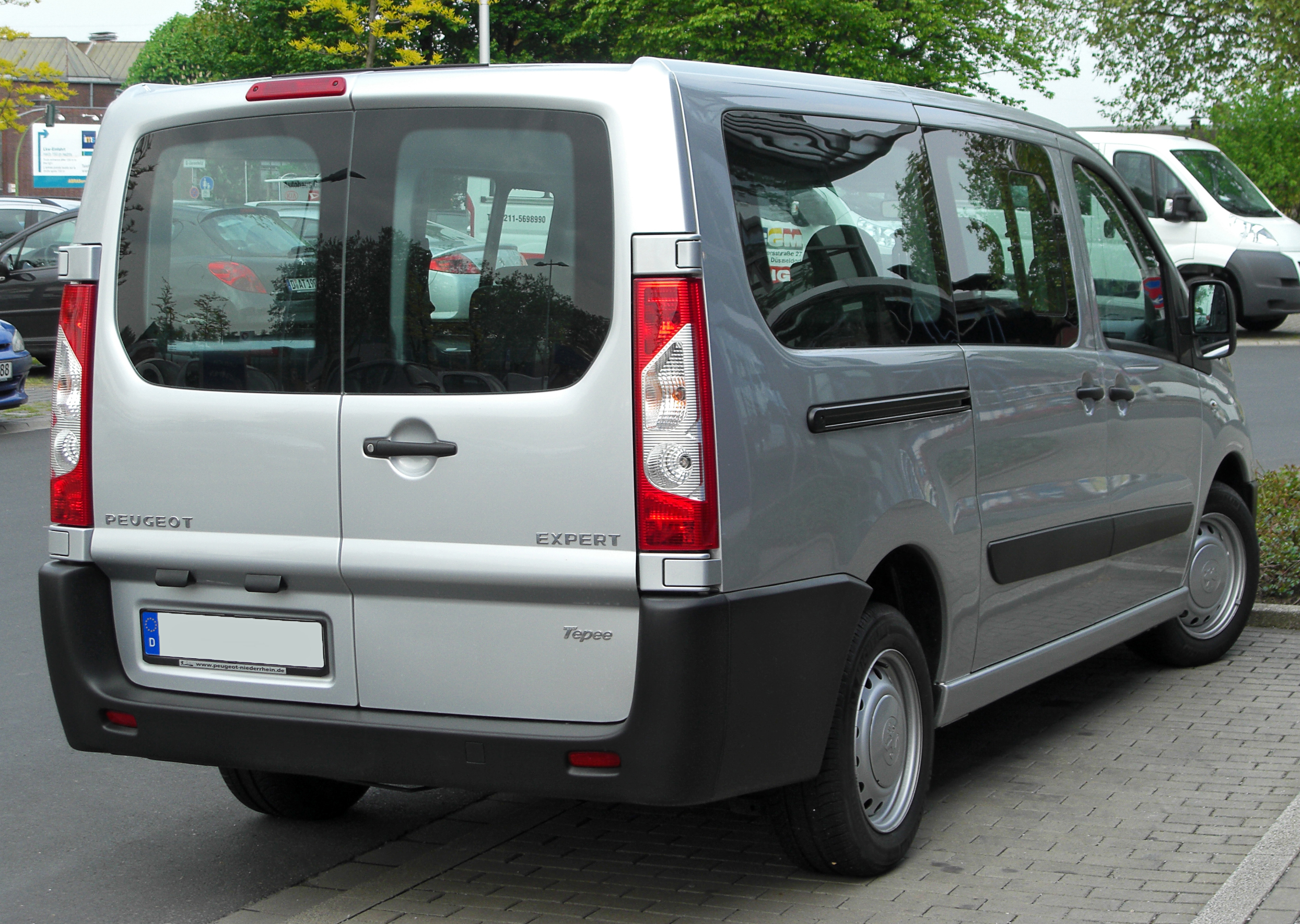 2007 peugeot expert ii tepee pictures information and specs auto. Black Bedroom Furniture Sets. Home Design Ideas