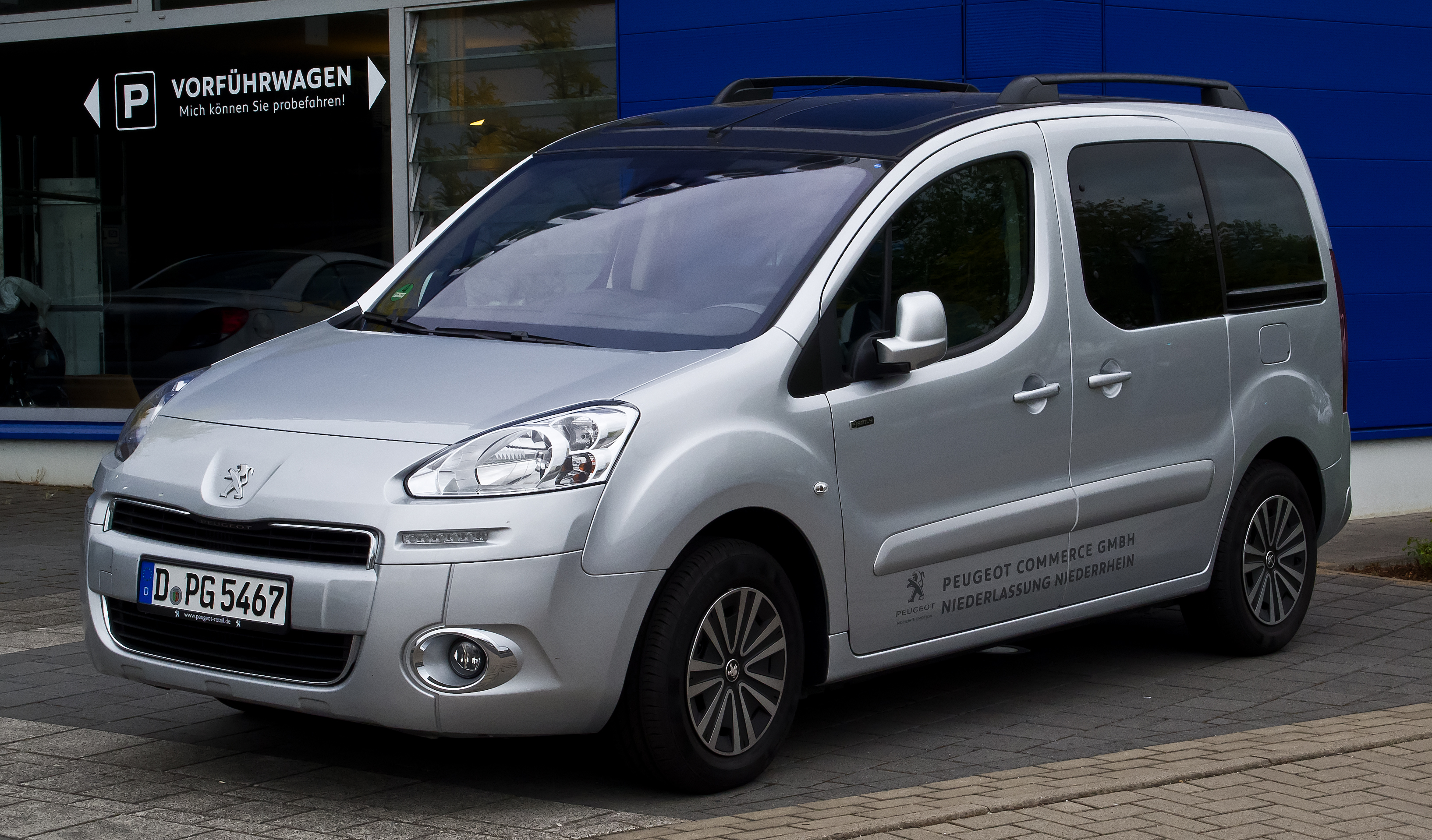peugeot partner ii 2006 models #9