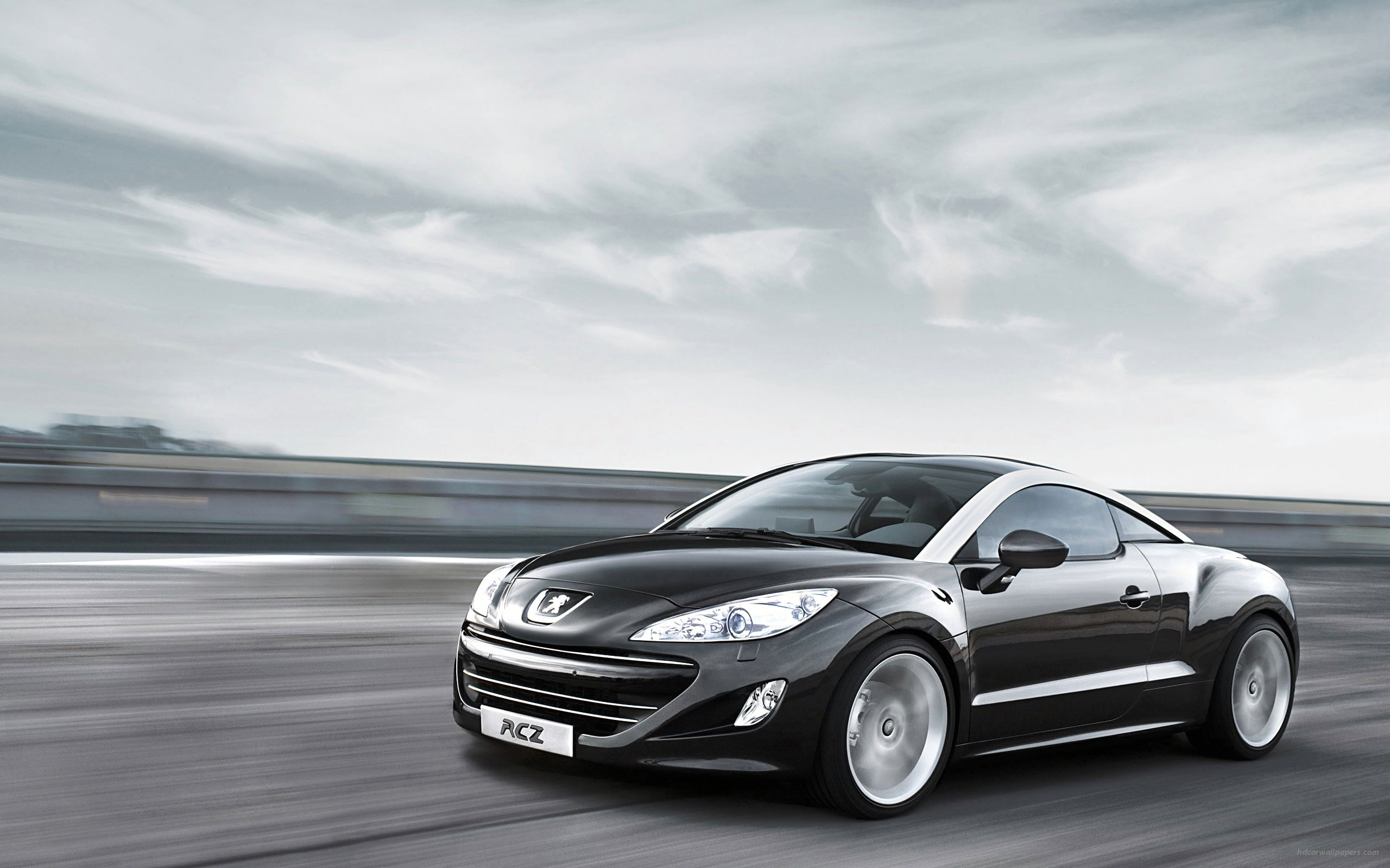 peugeot rcz 2010 wallpaper #8