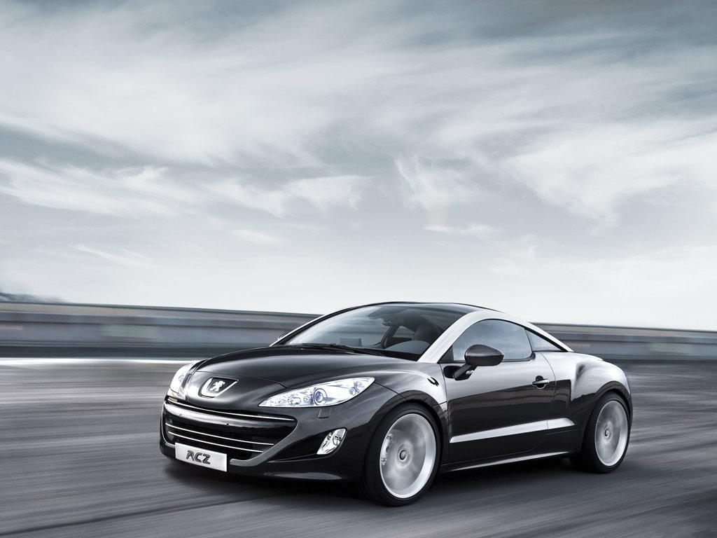 peugeot rcz 2011 wallpaper