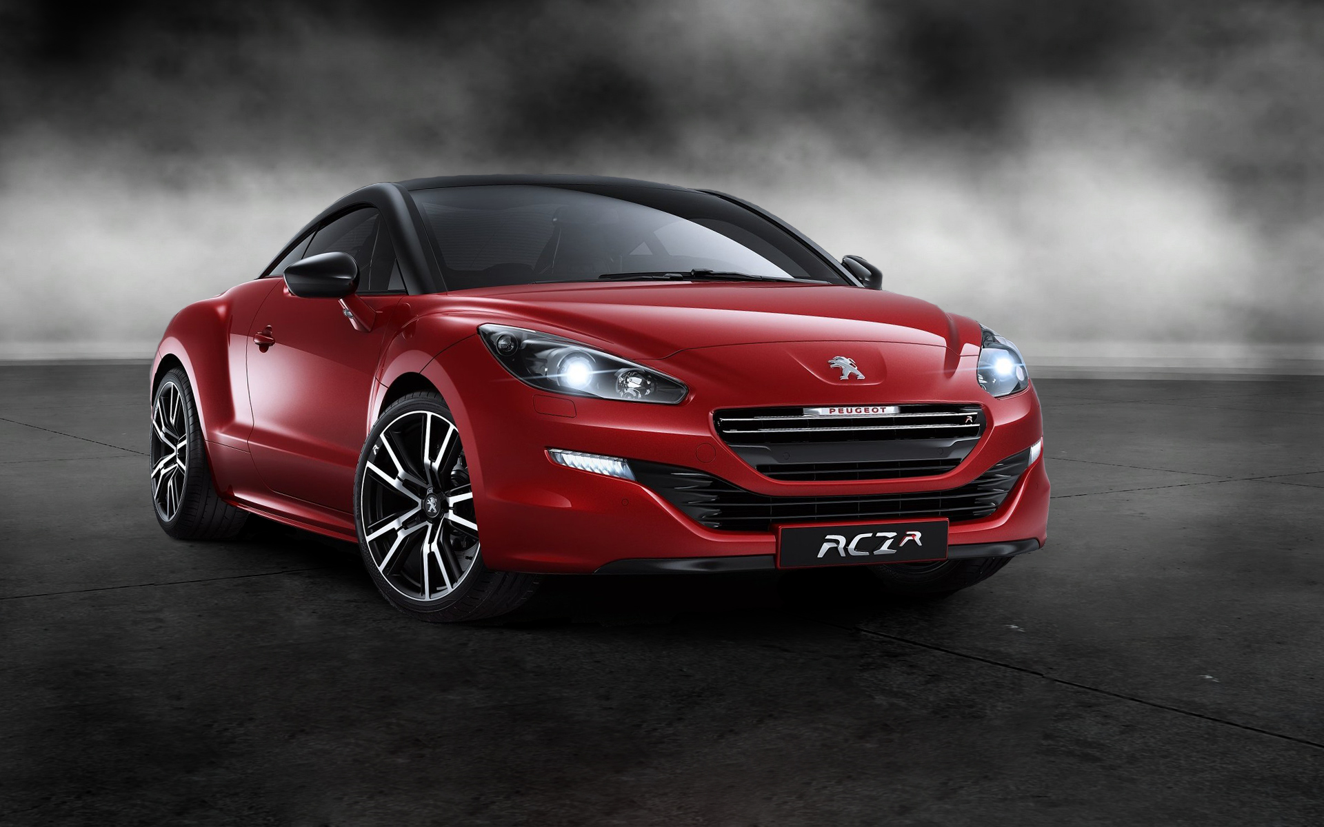 peugeot rcz 2014 wallpaper #11