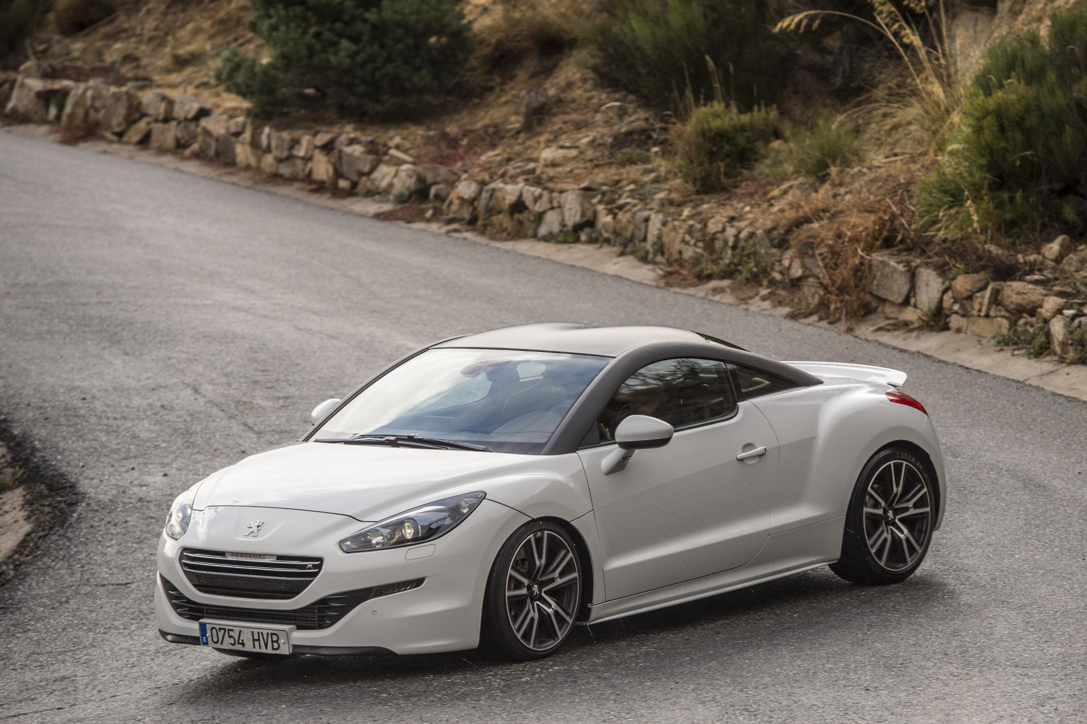 peugeot rcz 2015 wallpaper