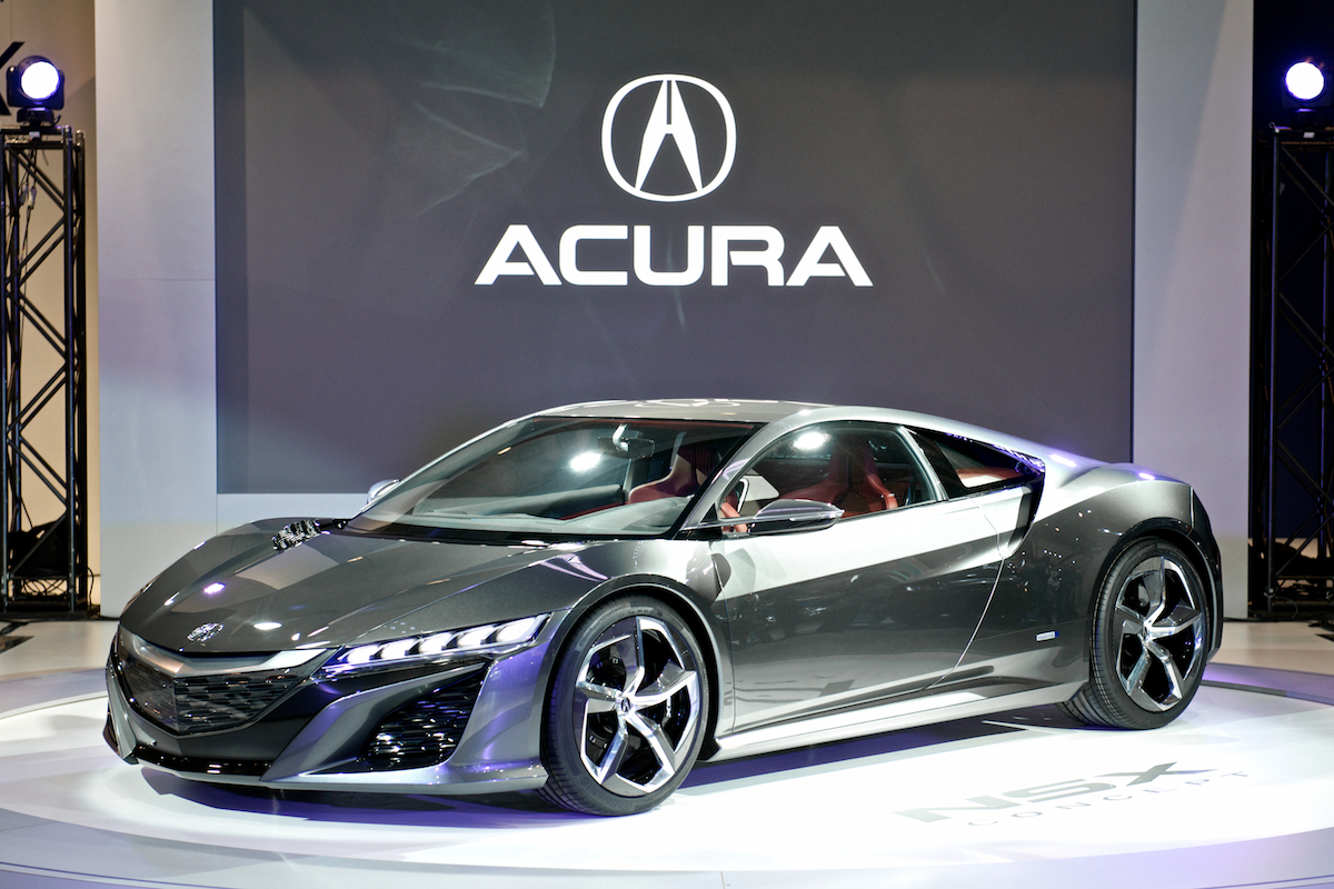 Pictures of acura #2