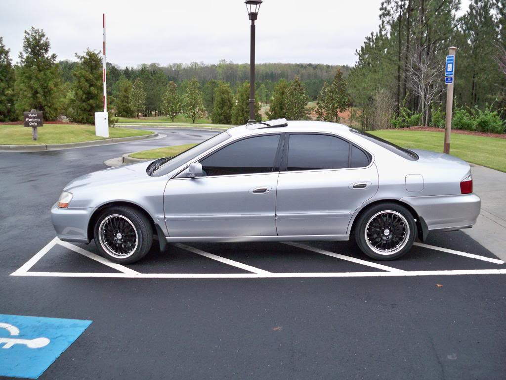 Pictures Of Acura Cl 2002 15