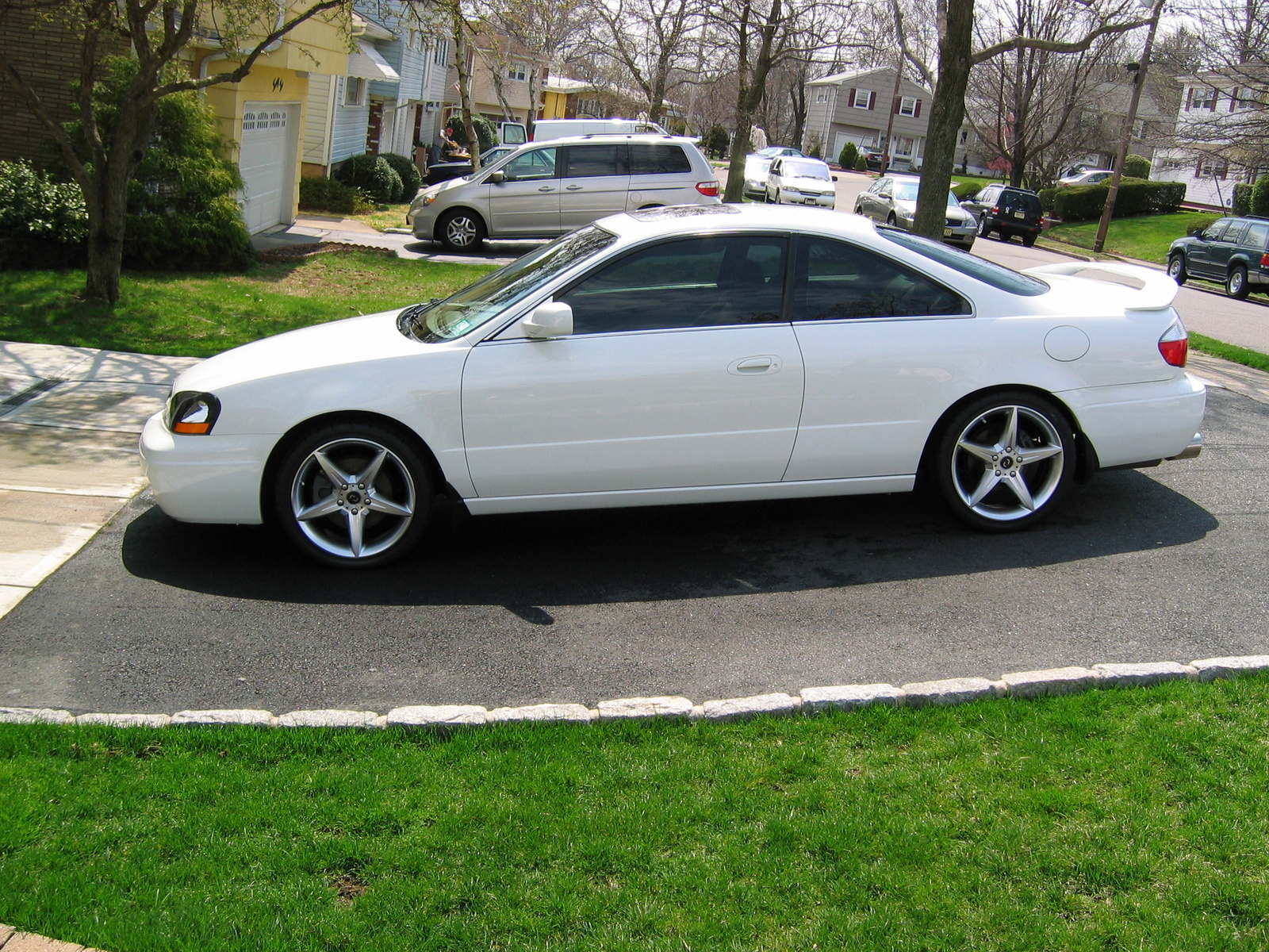Pictures of acura cl